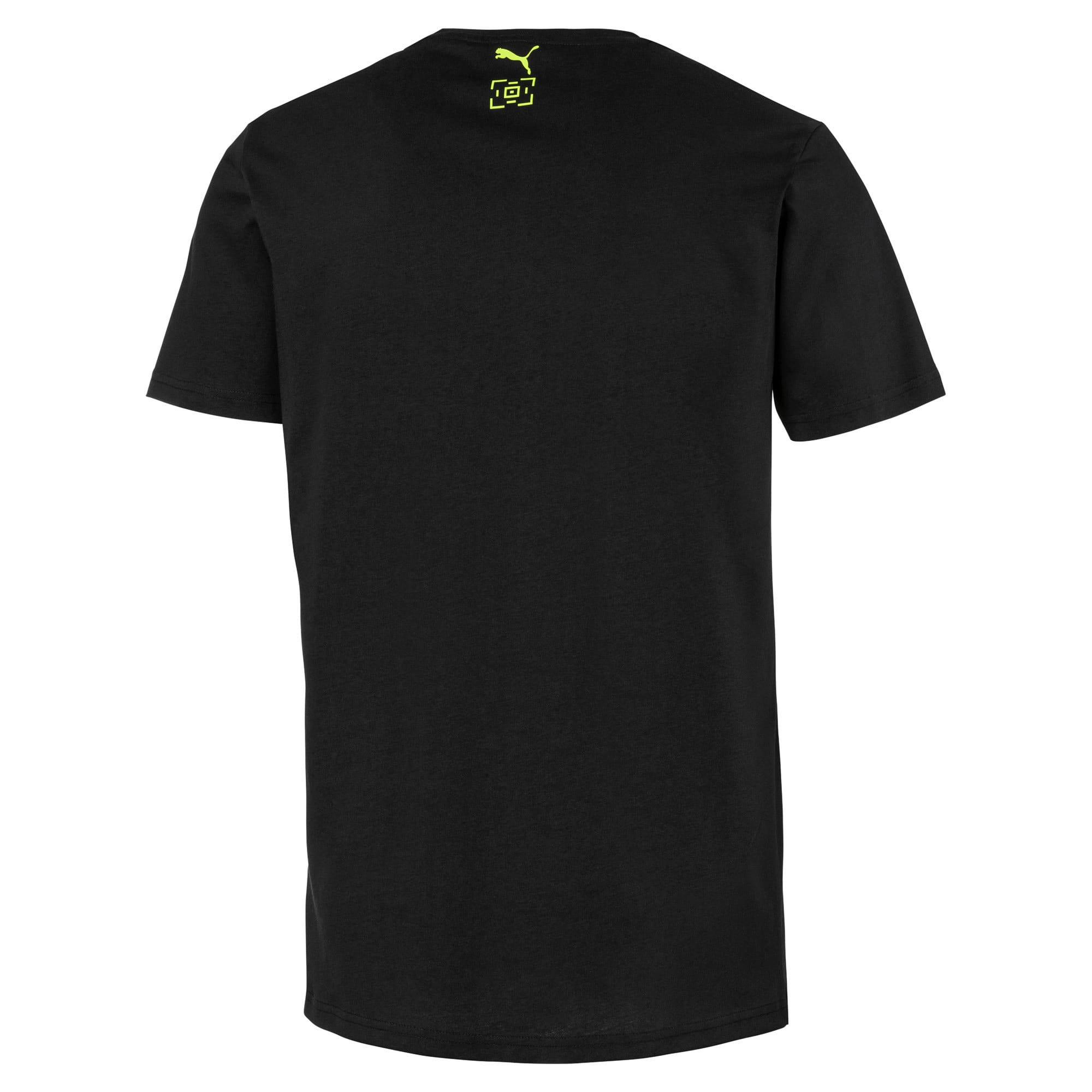 Thumbnail 5 van PUMA x LES BENJAMINS T-shirt met korte mouwen voor mannen, Puma Black, medium