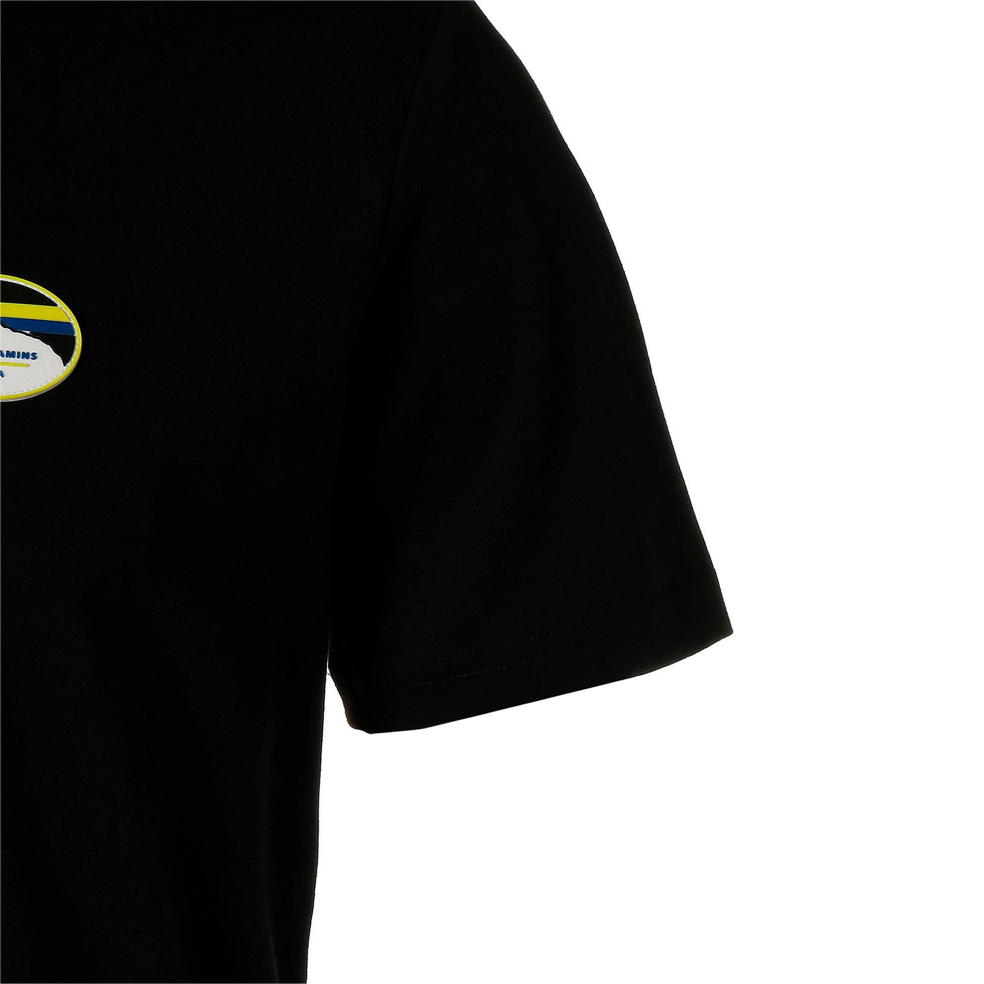 Thumbnail 8 of PUMA x LES BENJAMINS Tシャツ, Puma Black, medium-JPN