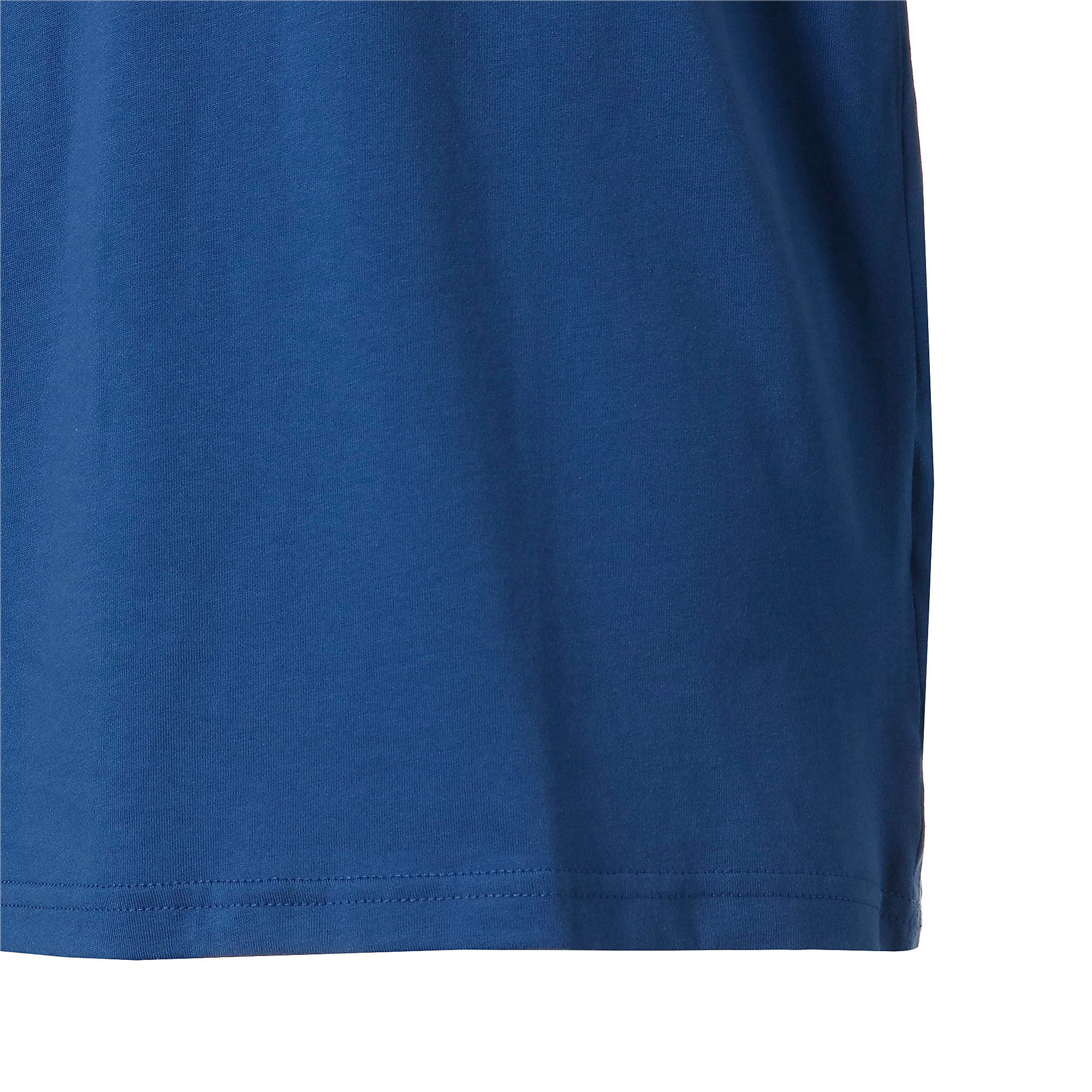 Thumbnail 9 of PUMA x LES BENJAMINS Tシャツ, Galaxy Blue, medium-JPN