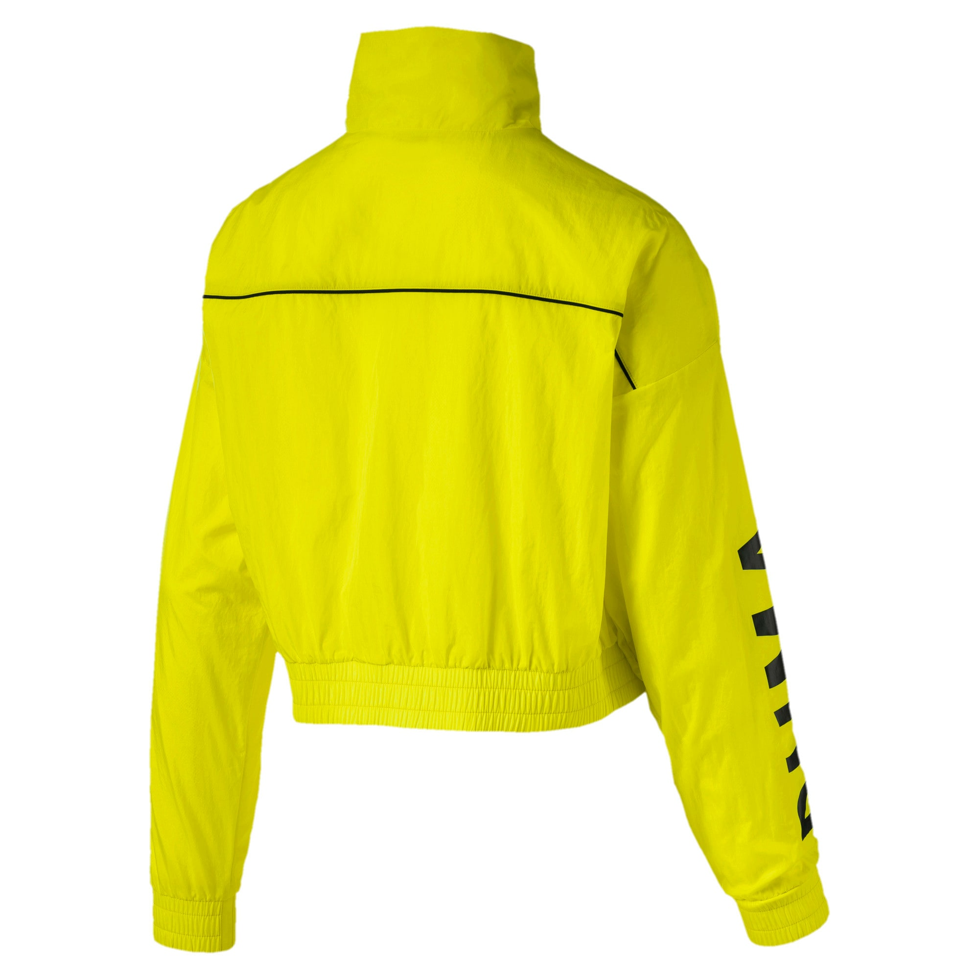 Thumbnail 5 of Chase Woven Women's Jacket, Yellow Alert, medium