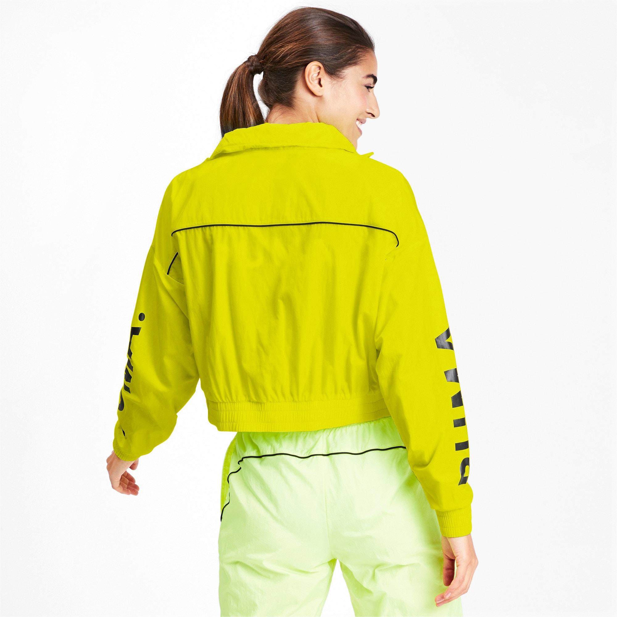 Thumbnail 2 of Chase Woven Women's Jacket, Yellow Alert, medium
