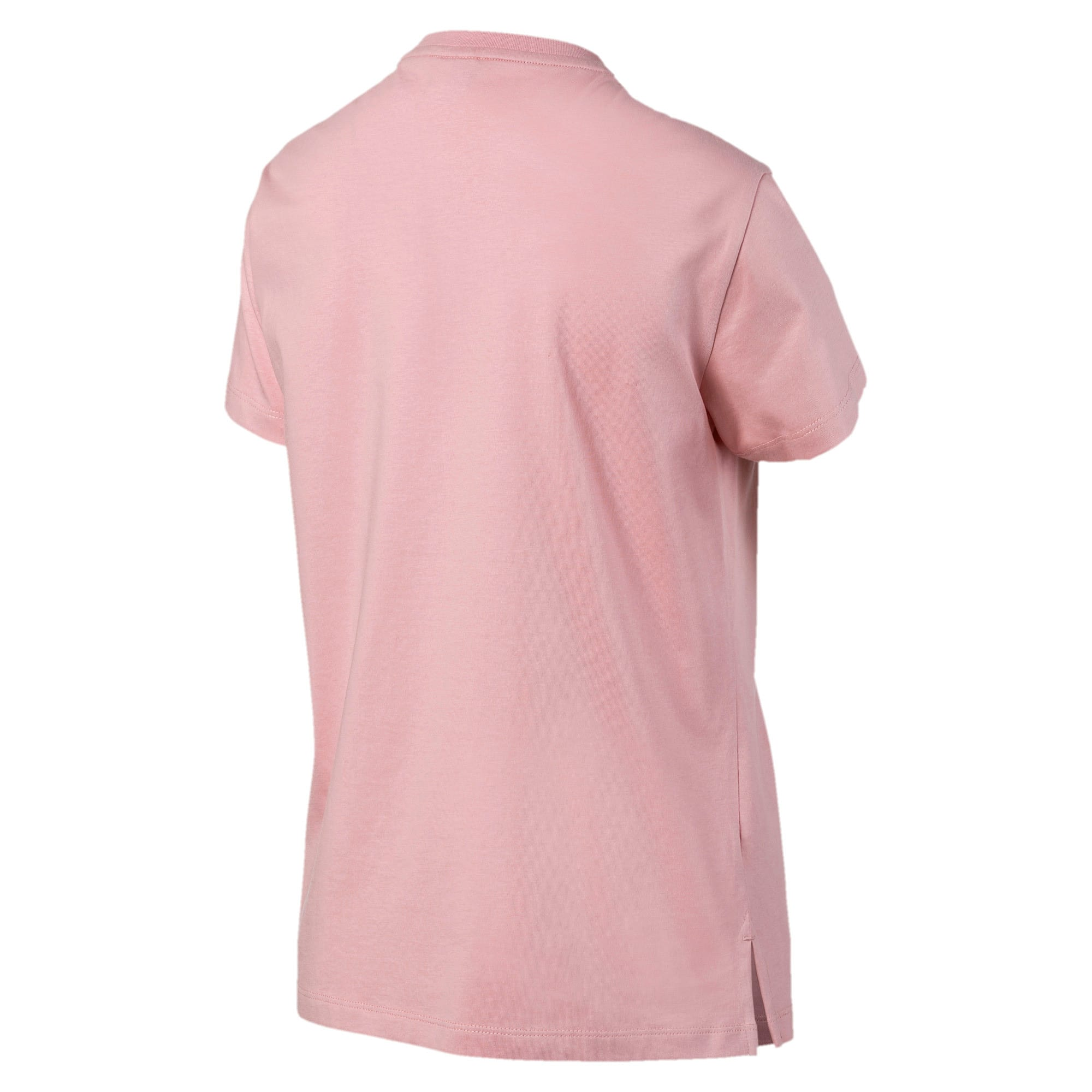 Thumbnail 5 van Classics Logo T-shirt voor vrouwen, Bruidroze, medium