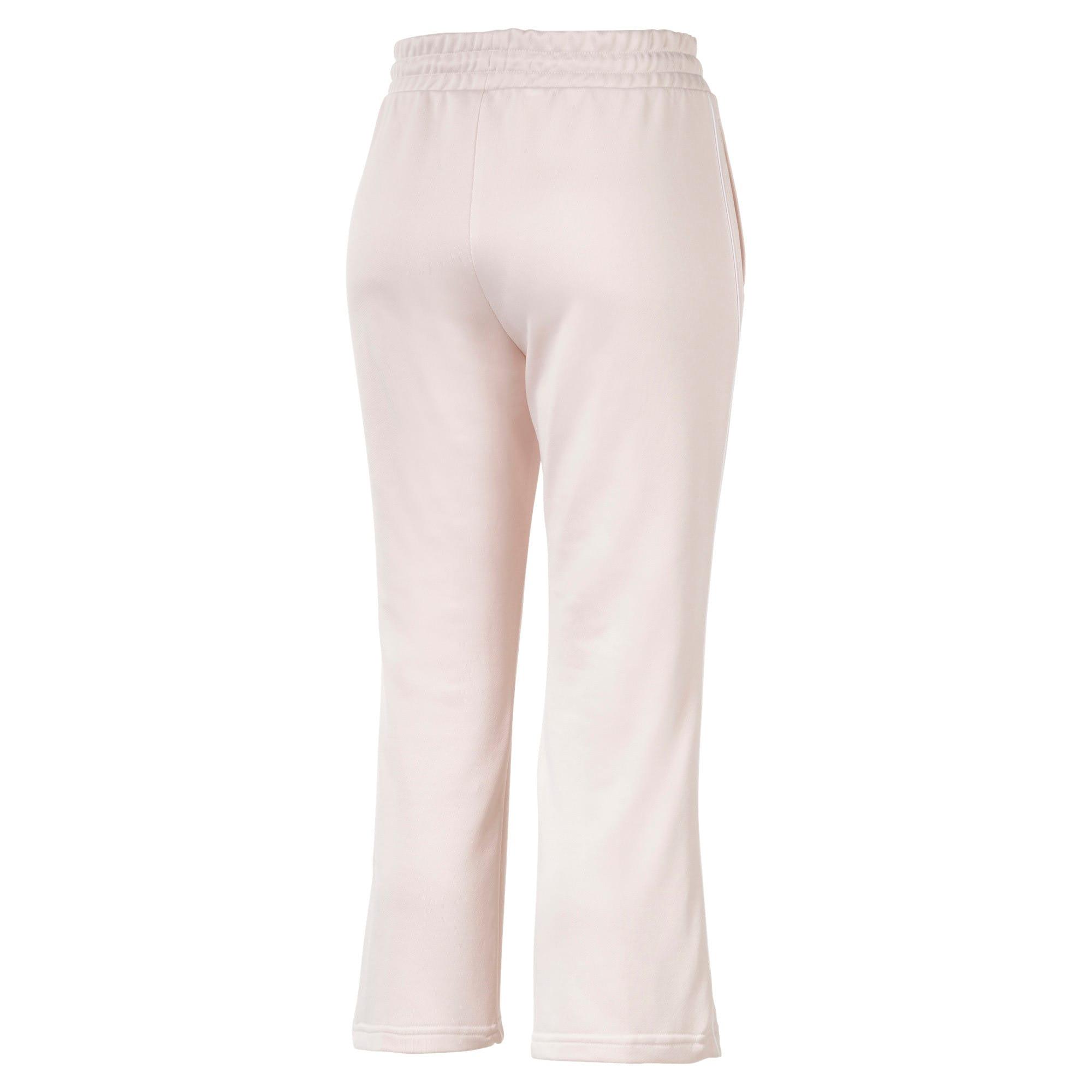 Thumbnail 5 of Classics Women's Kick Flare Pants, Pastel Parchment, medium