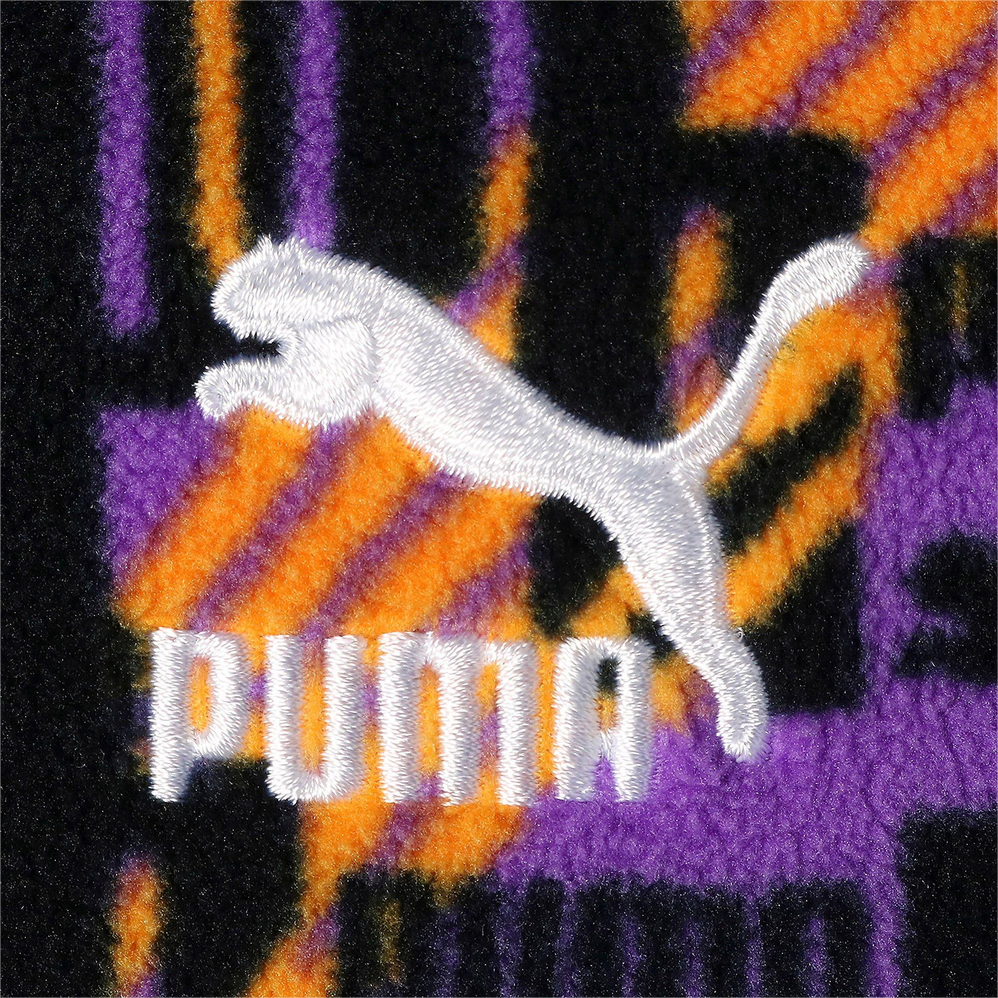 Thumbnail 4 of PUMA XTG AOP ウーブンジャケット, Jaffa Orange-Purple, medium-JPN