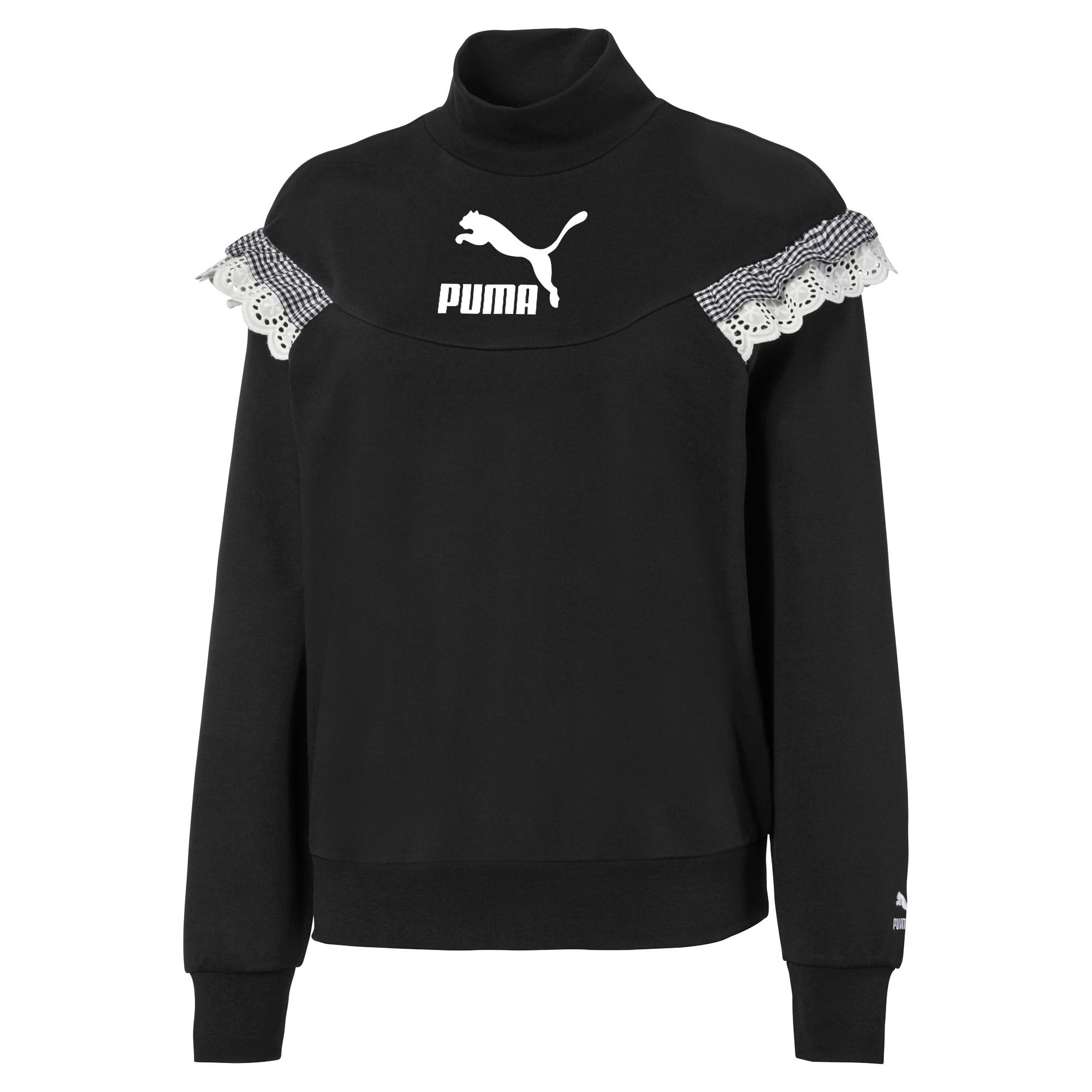 Thumbnail 1 van PUMA x TYAKASHA-damescoltrui, Cotton Black, medium