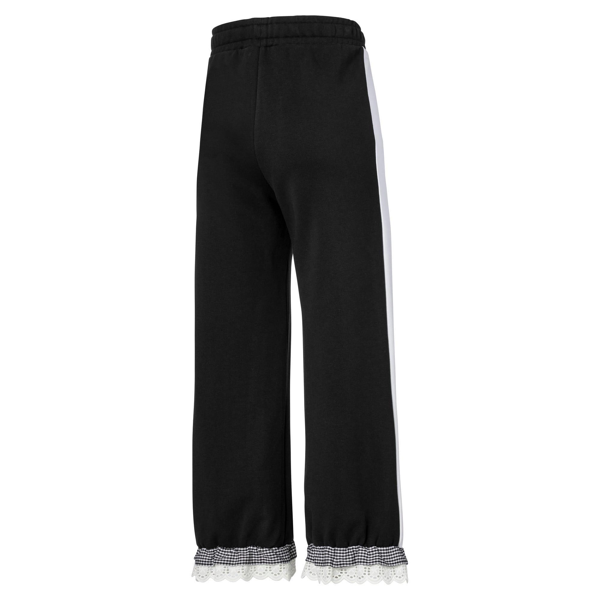 Thumbnail 5 of PUMA x TYAKASHA Women's Culottes, Cotton Black, medium