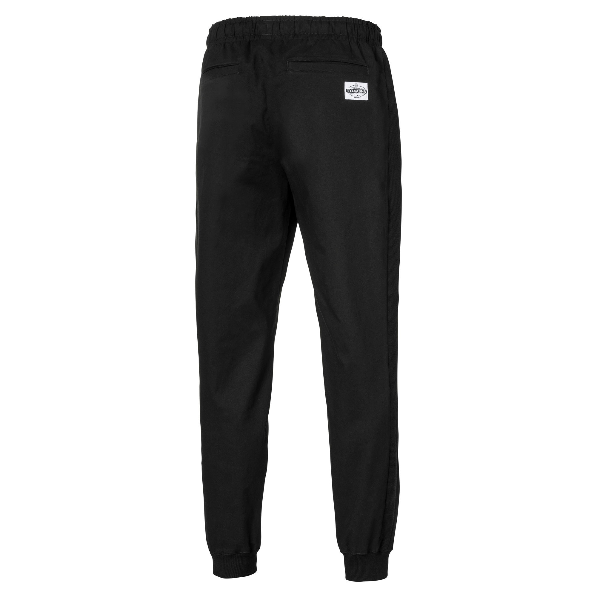 Thumbnail 5 of PUMA x TYAKASHA Herren Gewebte Hose, Cotton Black, medium