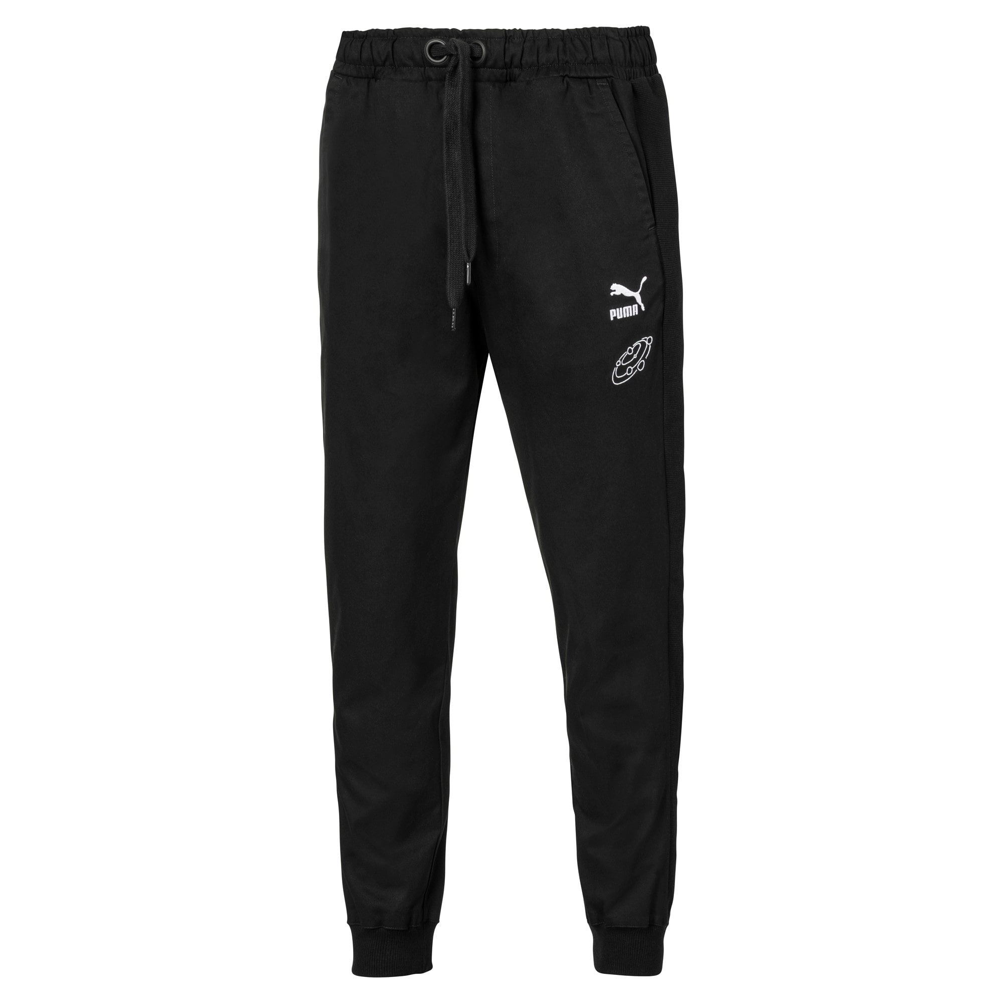 Thumbnail 1 of PUMA x TYAKASHA Herren Gewebte Hose, Cotton Black, medium