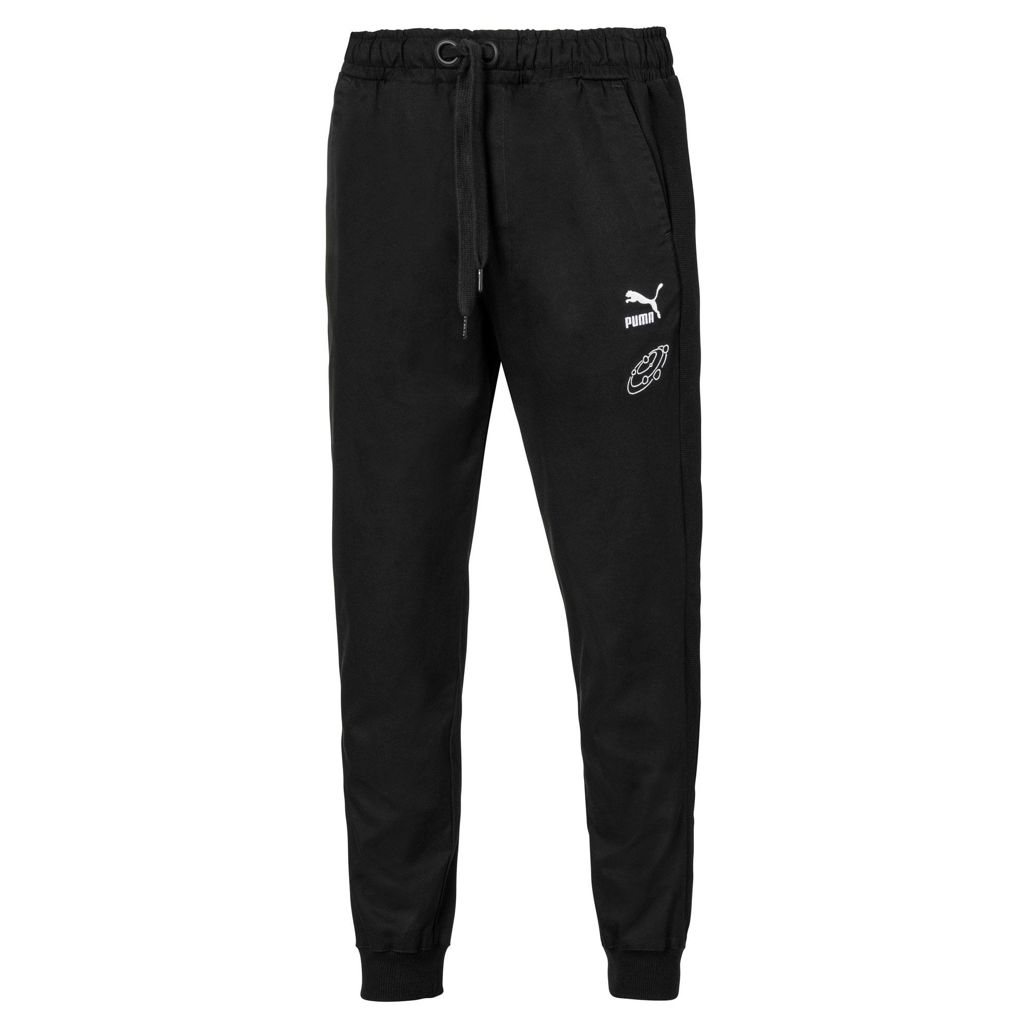 Thumbnail 1 of PUMA x TYAKASHA Men's Track Pants, Cotton Black, medium
