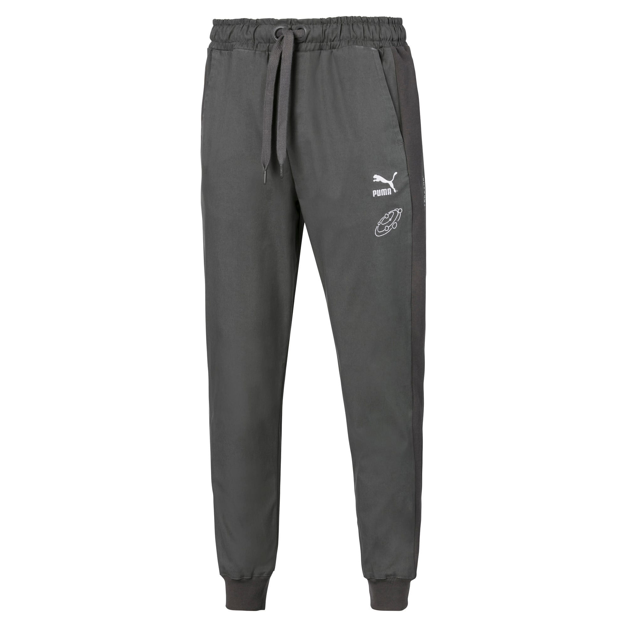 Thumbnail 1 of PUMA x TYAKASHA Woven Men's Pants, CASTLEROCK, medium