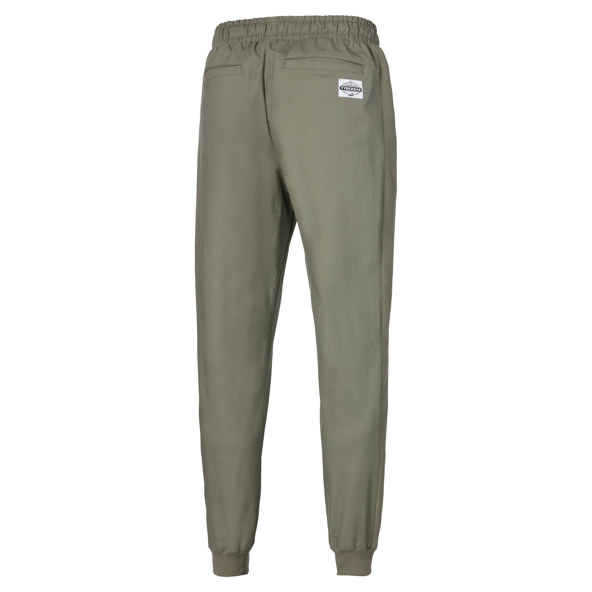 Thumbnail 5 of PUMA x TYAKASHA Herren Gewebte Hose, Vetiver, medium