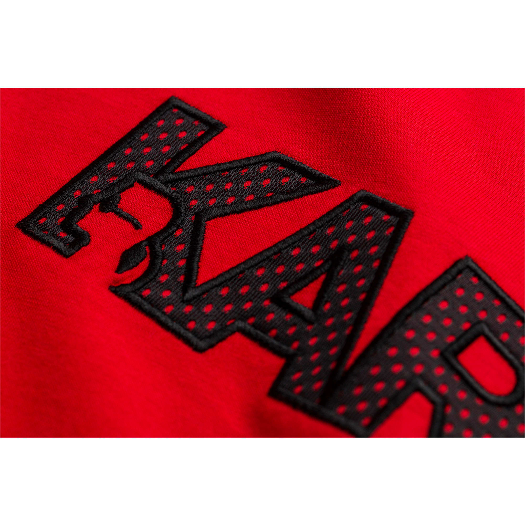 Thumbnail 3 of PUMA x KARL LAGERFELD Women's Tee, High Risk Red, medium