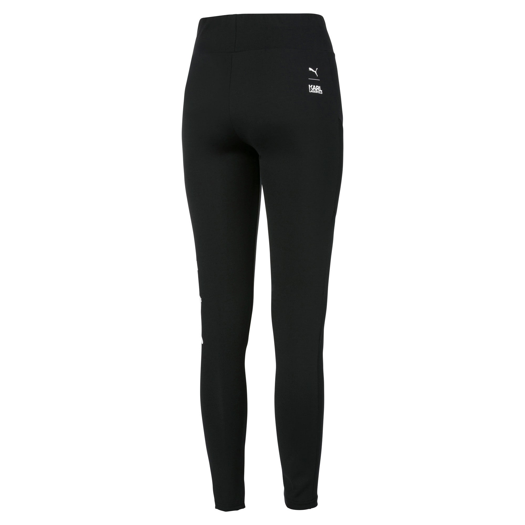 Thumbnail 5 of PUMA x KARL LAGERFELD Women's Leggings, Puma Black, medium