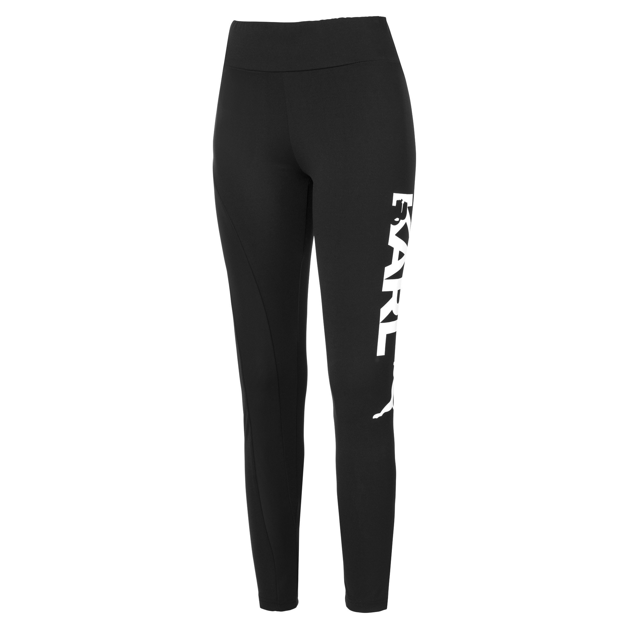 Thumbnail 4 of PUMA x KARL LAGERFELD Women's Leggings, Puma Black, medium
