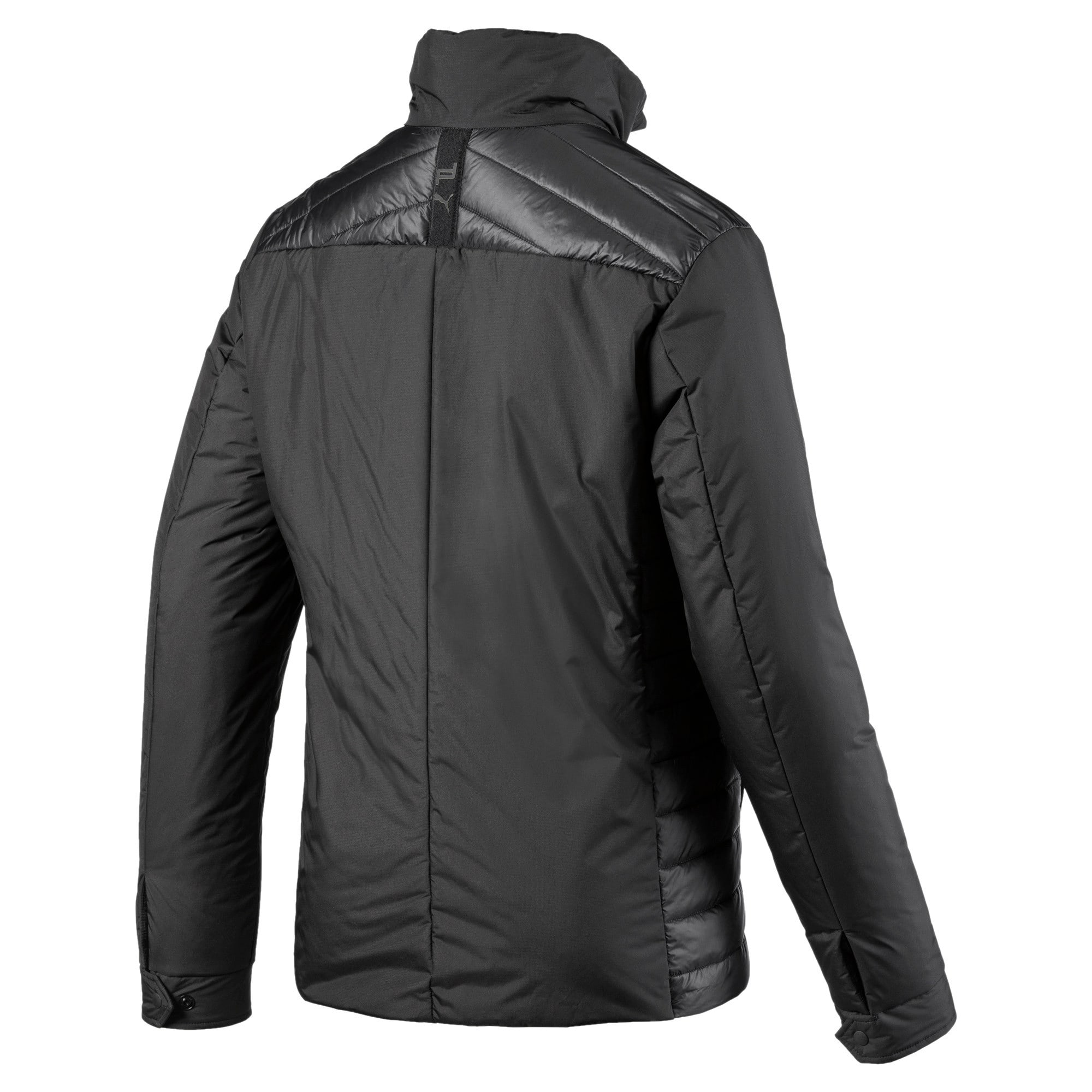 Thumbnail 2 of Porsche Design Men's Racing Jacket, Jet Black, medium