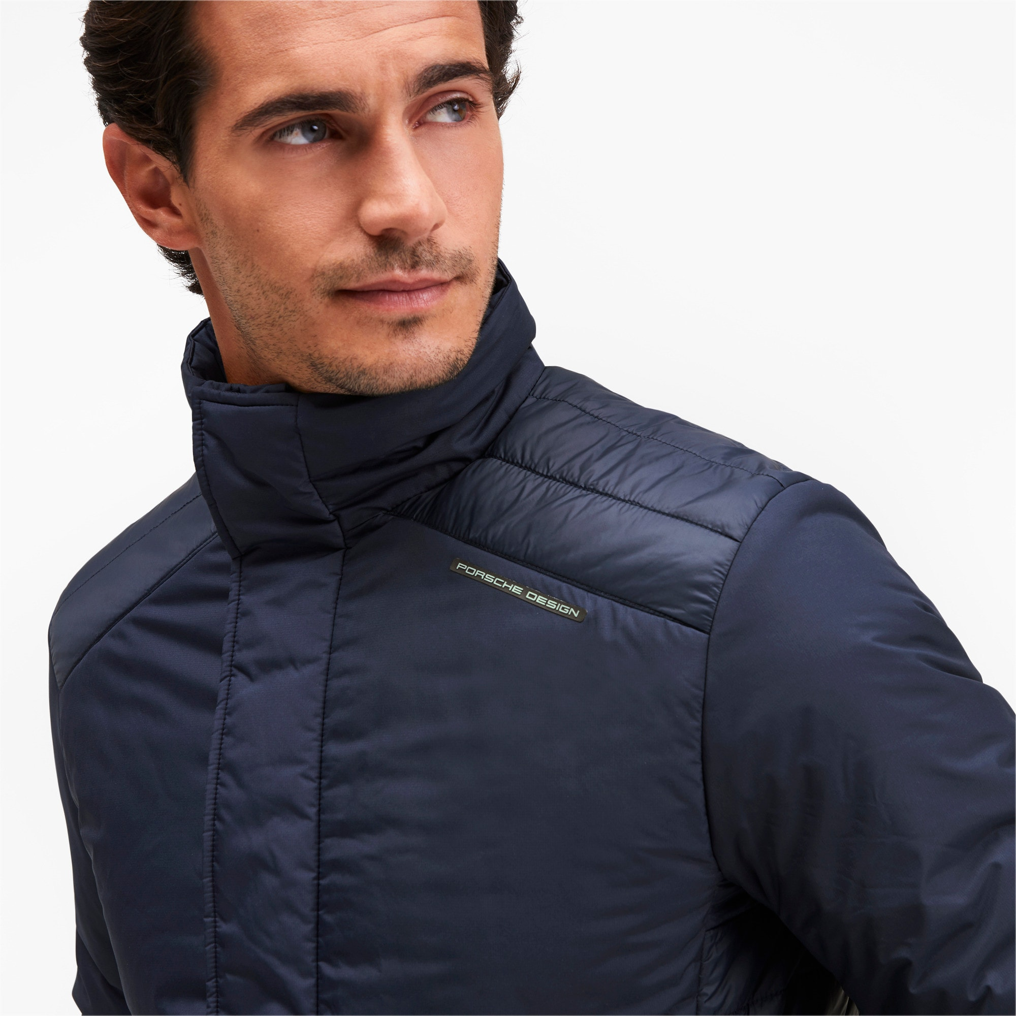 Thumbnail 6 of Porsche Design Men's Racing Jacket, Navy Blazer, medium