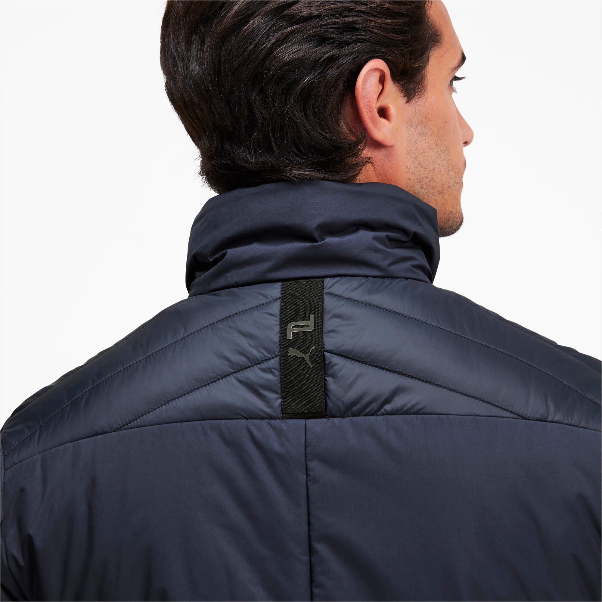 Thumbnail 7 of Porsche Design Men's Racing Jacket, Navy Blazer, medium