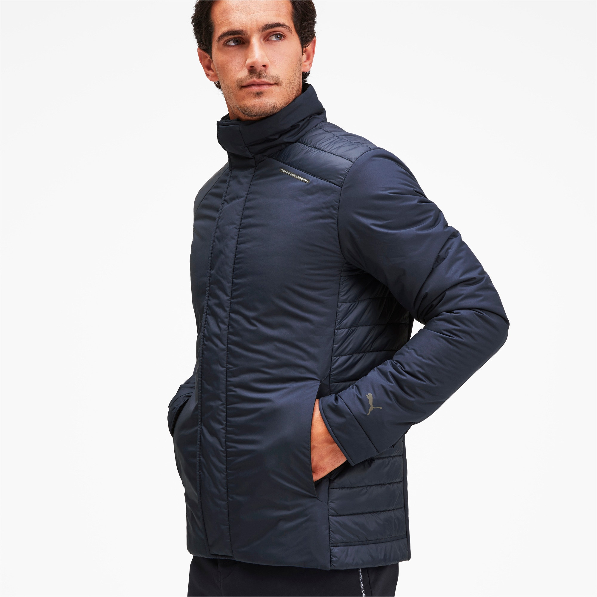 Thumbnail 8 of Porsche Design Men's Racing Jacket, Navy Blazer, medium