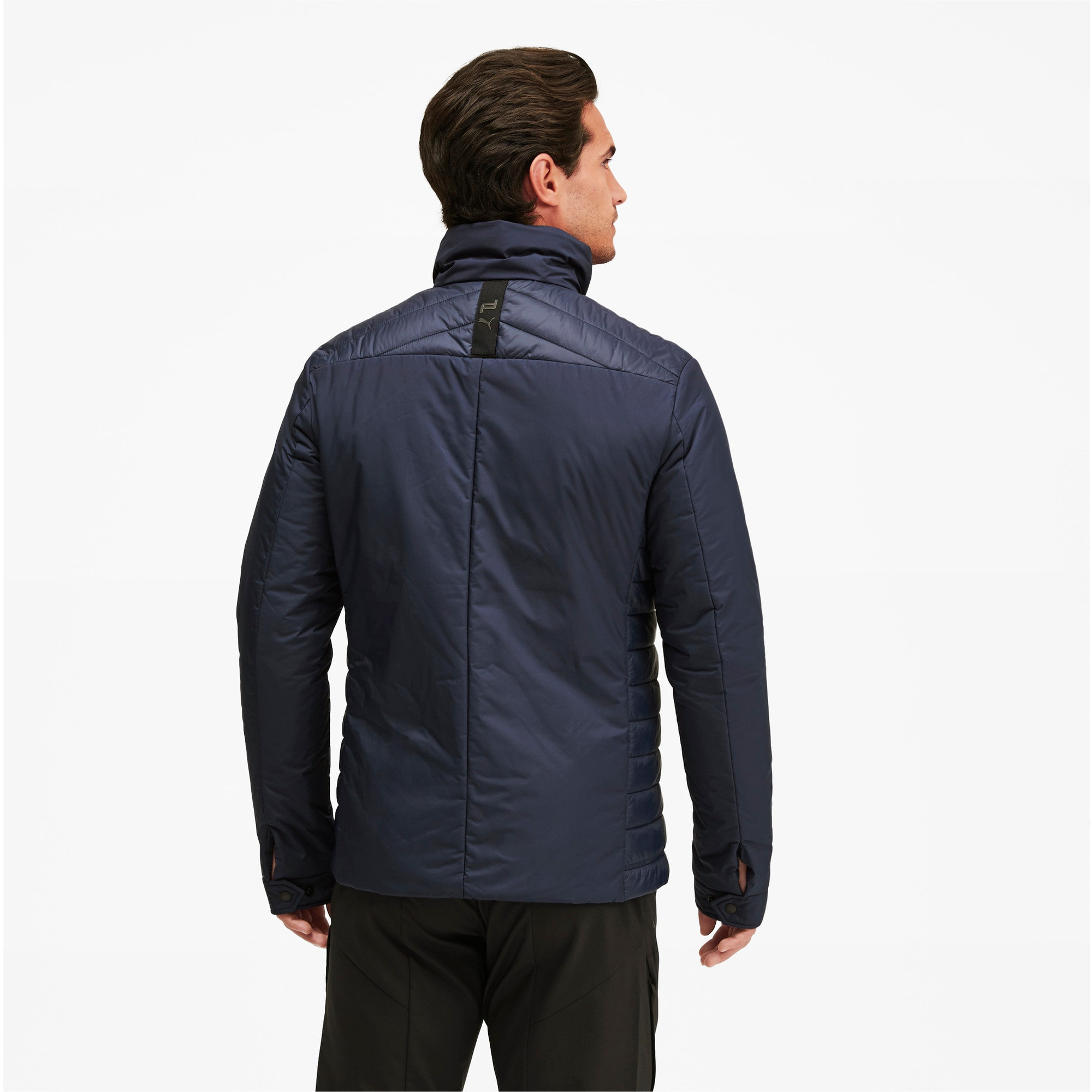 Thumbnail 2 of Porsche Design Men's Racing Jacket, Navy Blazer, medium