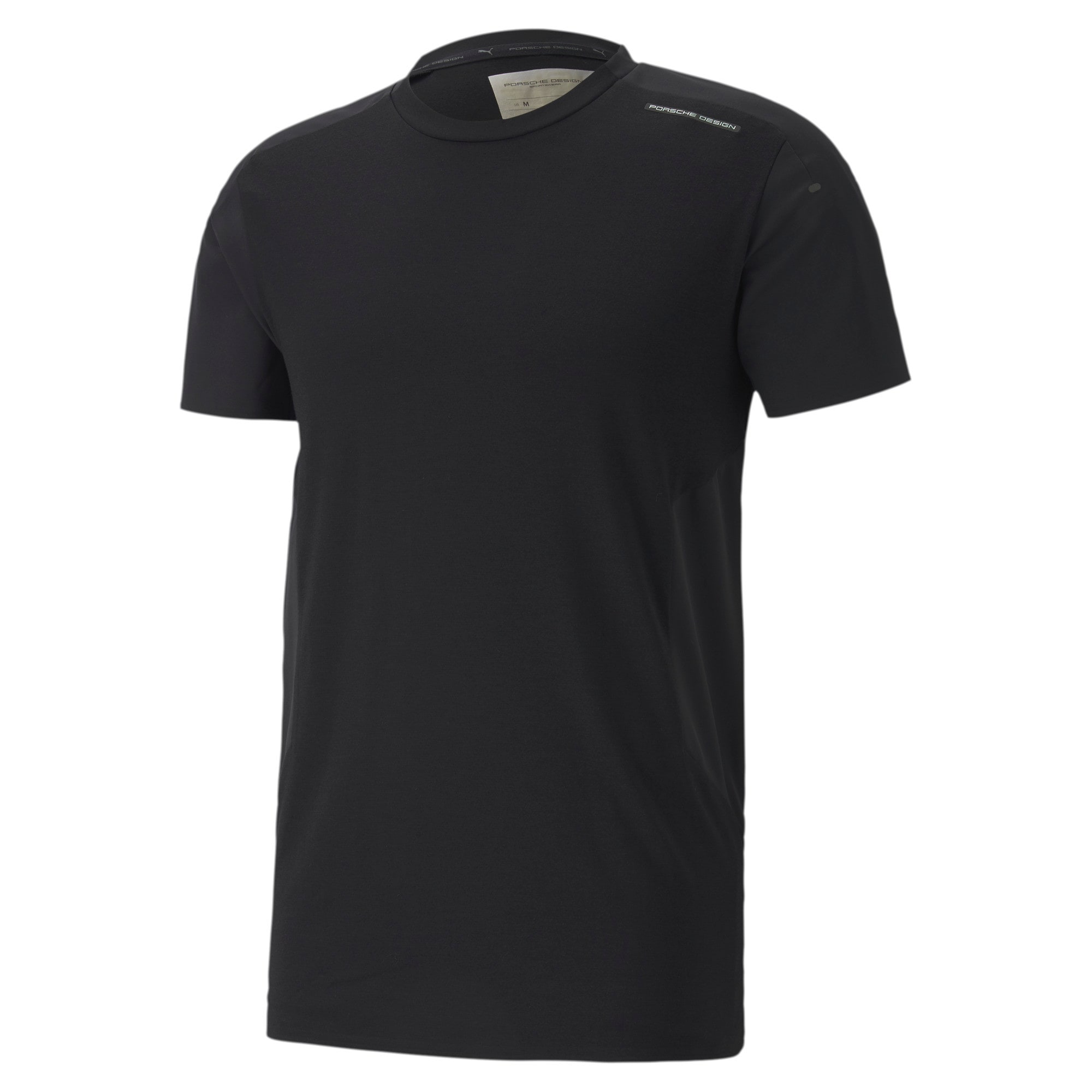 Thumbnail 4 of Porsche Design RCT Men's Tee, Jet Black, medium
