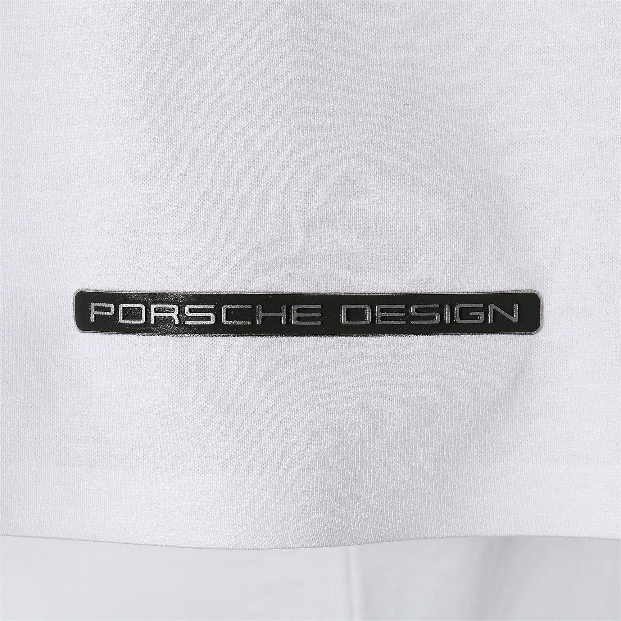 Thumbnail 11 of M ポルシェデザイン PD グラフィック Tシャツ, Puma White, medium-JPN