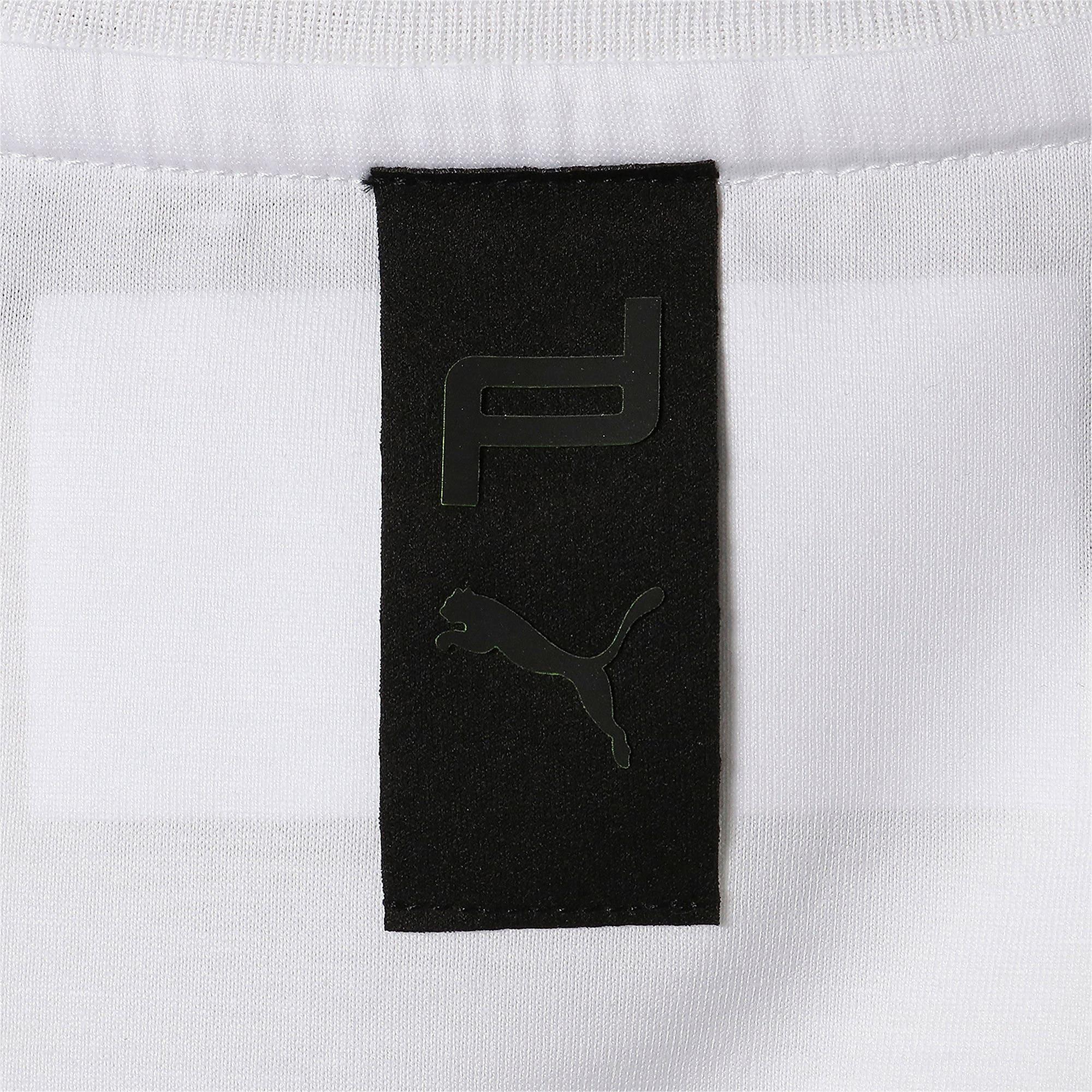 Thumbnail 12 of M ポルシェデザイン PD グラフィック Tシャツ, Puma White, medium-JPN