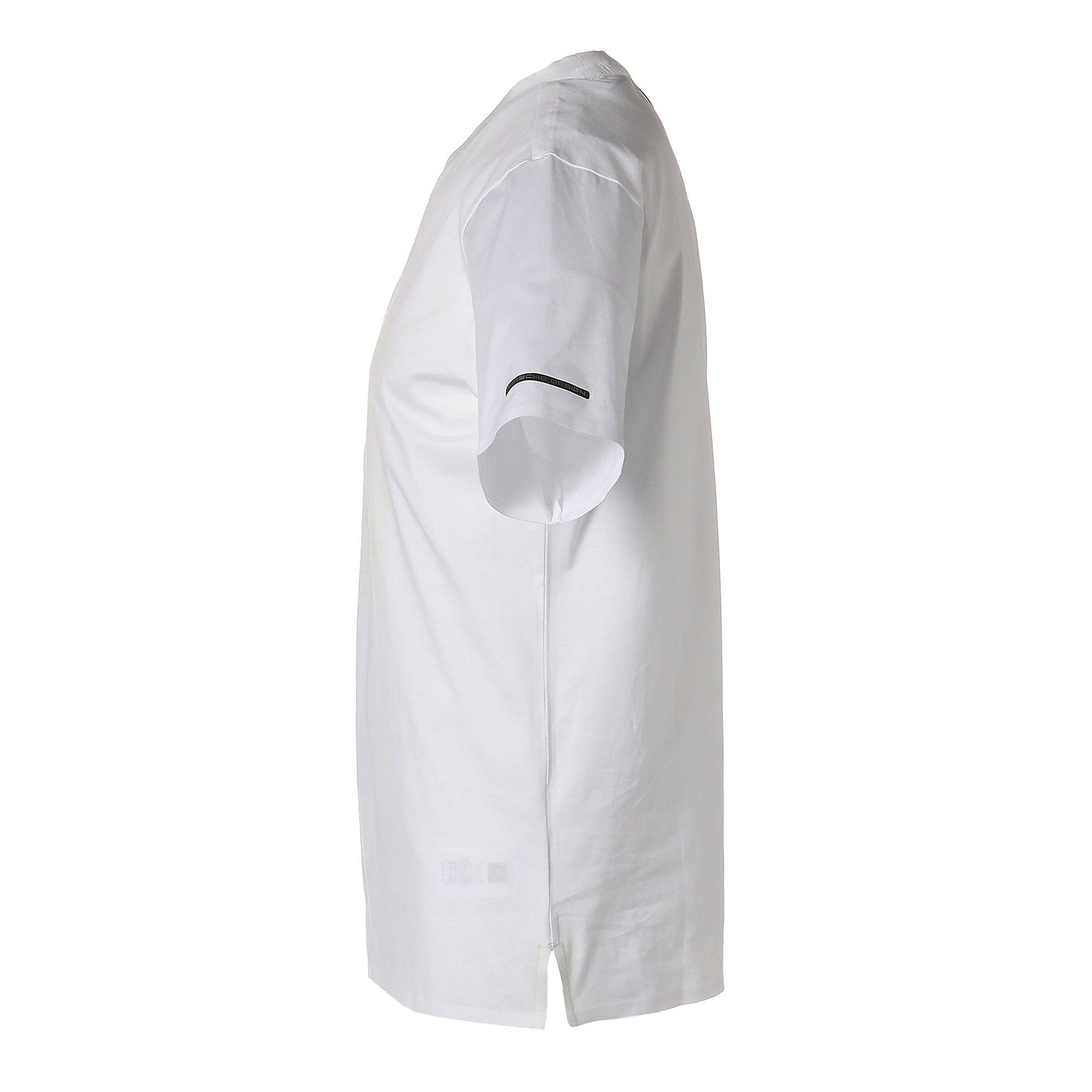 Thumbnail 5 of M ポルシェデザイン PD グラフィック Tシャツ, Puma White, medium-JPN