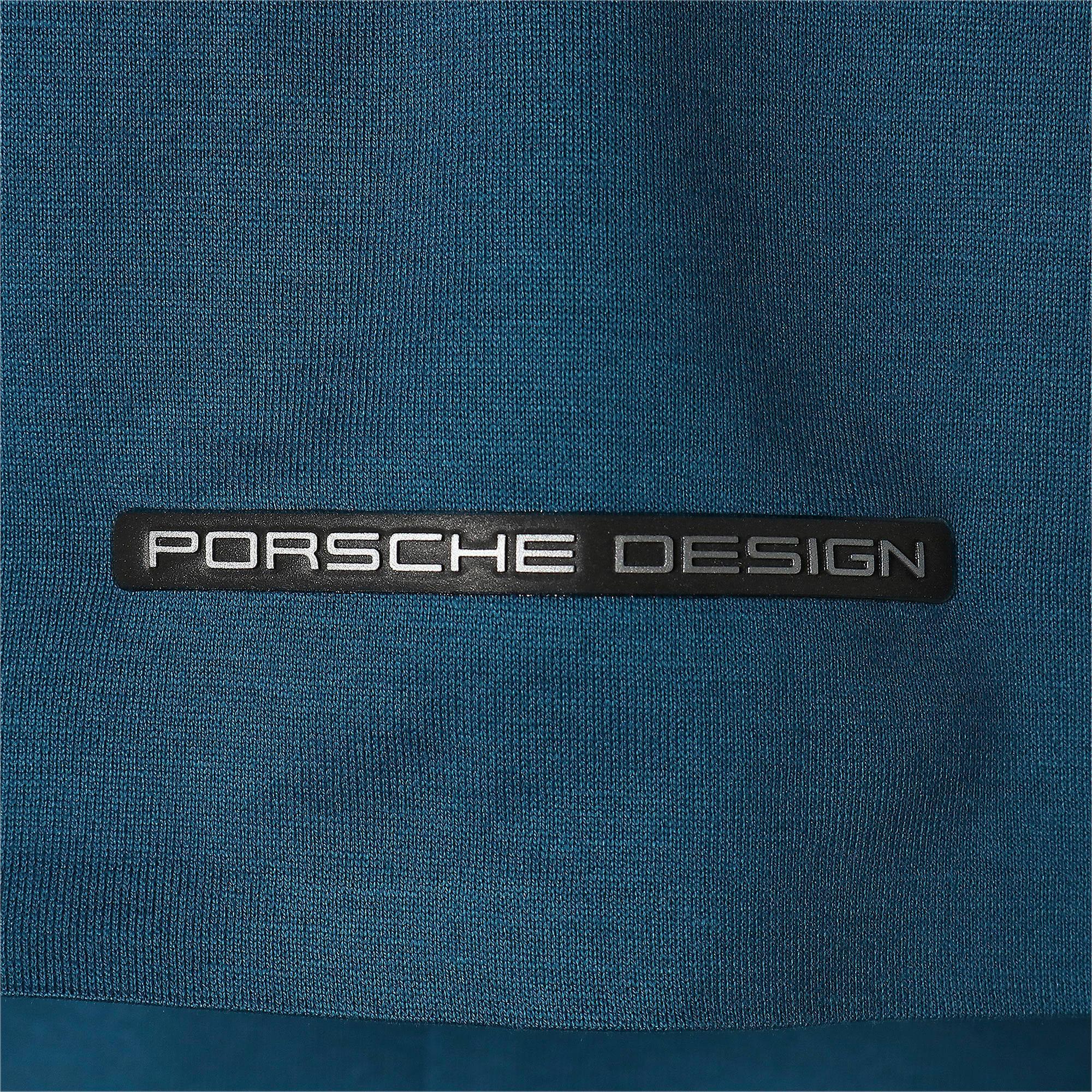 Thumbnail 11 of M ポルシェデザイン PD グラフィック Tシャツ, Moroccan Blue, medium-JPN