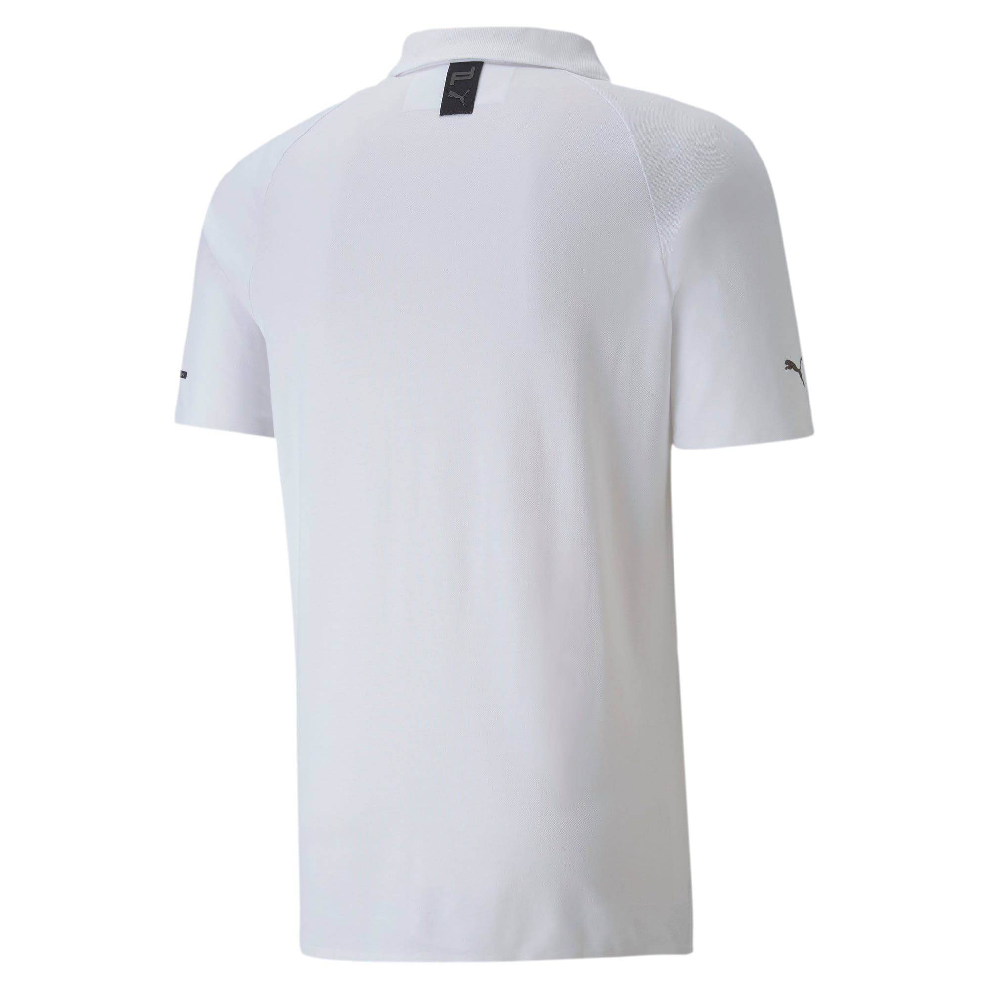 Thumbnail 5 of Porsche Design Herren Polo, Puma White, medium