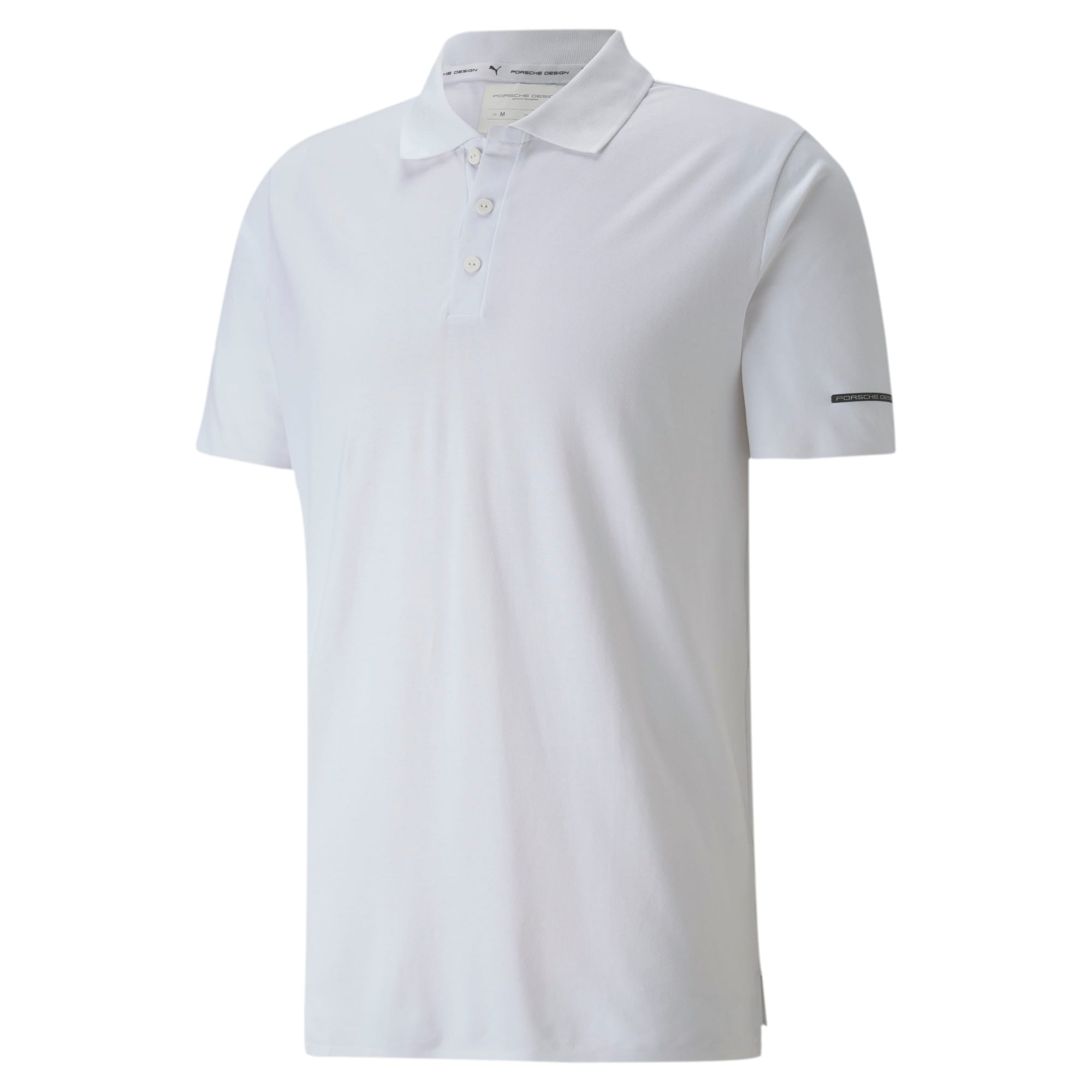 Thumbnail 4 of Porsche Design Herren Polo, Puma White, medium
