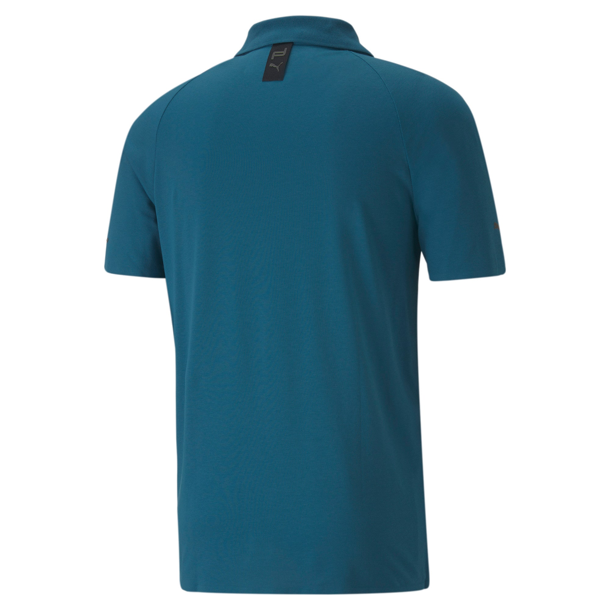 Thumbnail 5 of Men's Motorsports Polo, Moroccan Blue, medium