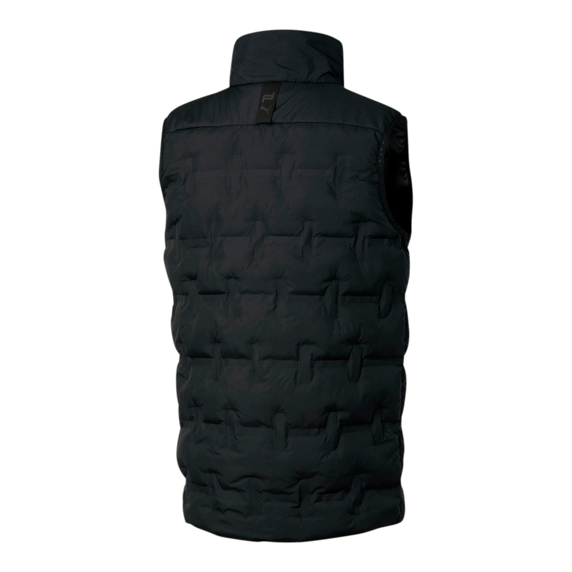 Thumbnail 5 of Porsche Design Men's Padded Vest, Jet Black, medium