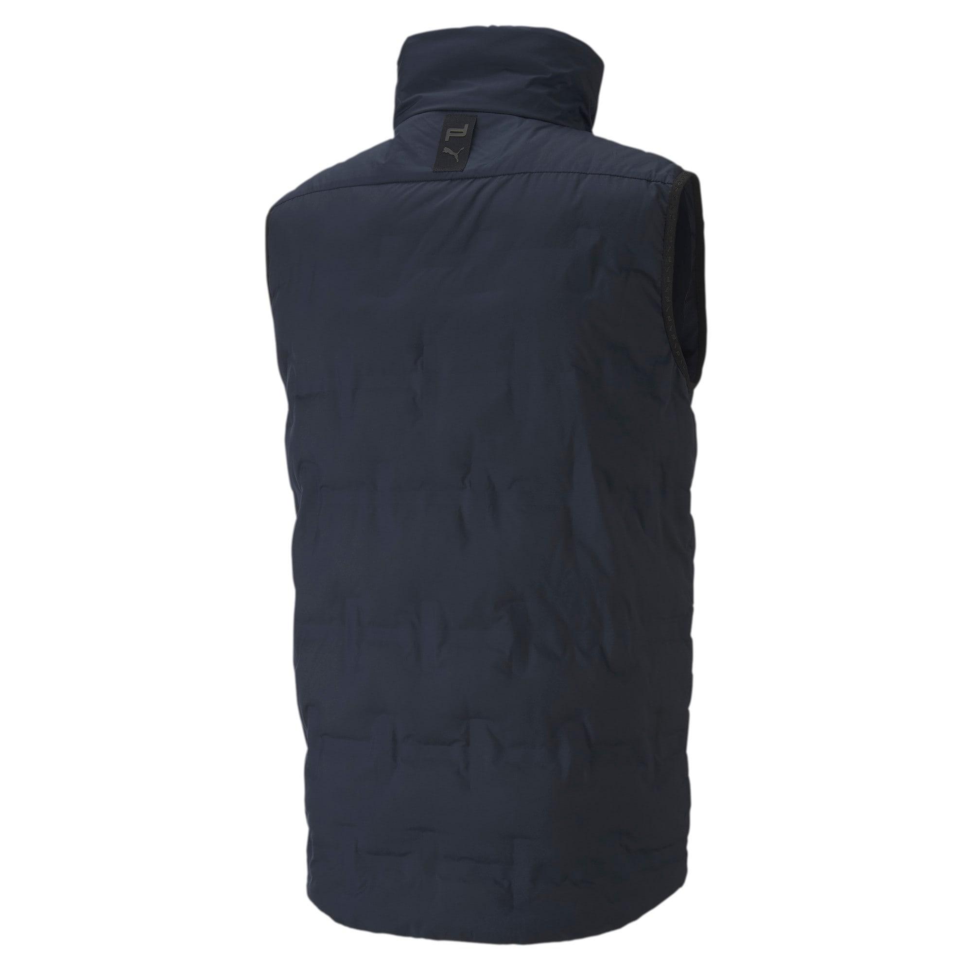 Thumbnail 5 of Porsche Design Men's Padded Vest, Navy Blazer, medium