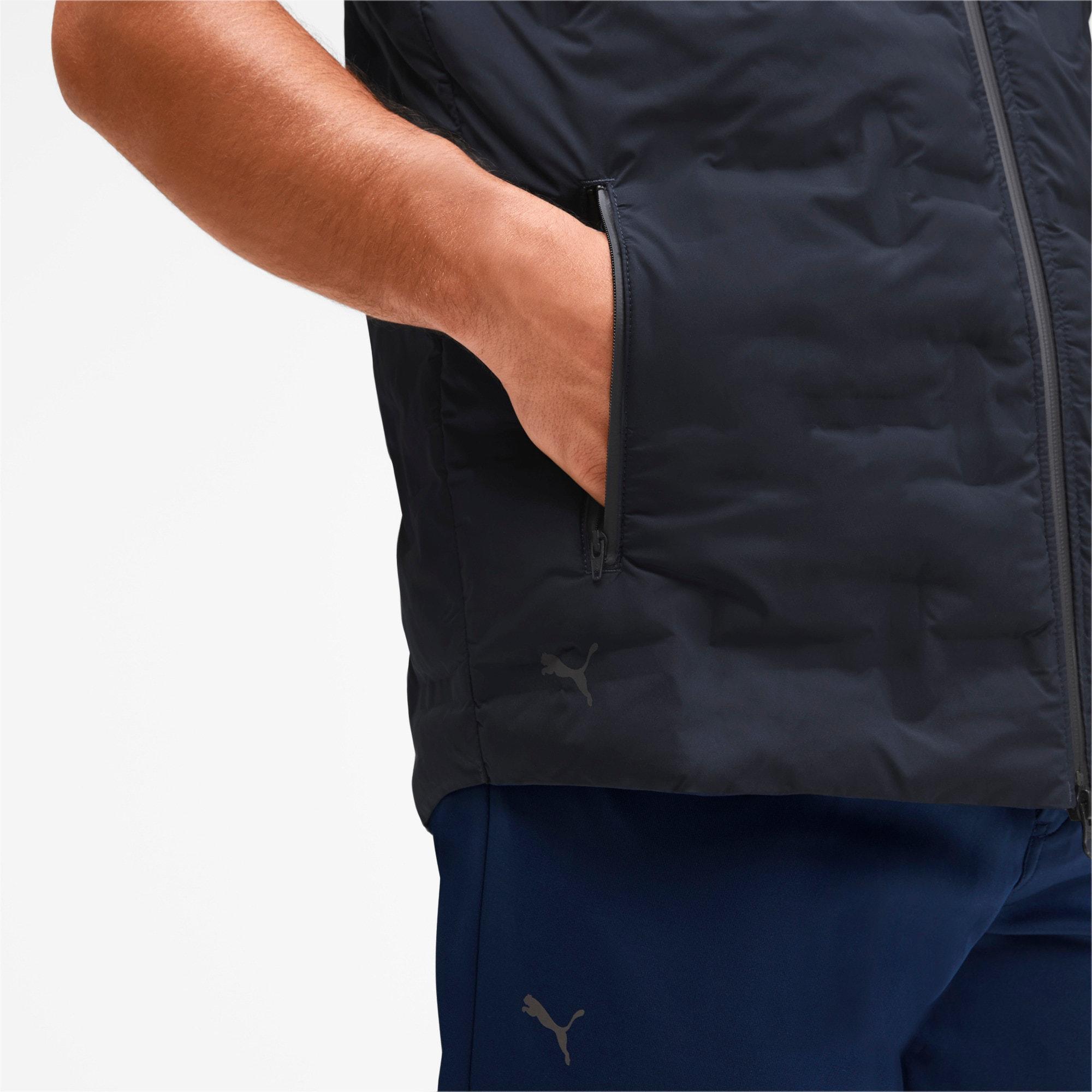 Thumbnail 7 of Porsche Design Men's Padded Vest, Navy Blazer, medium