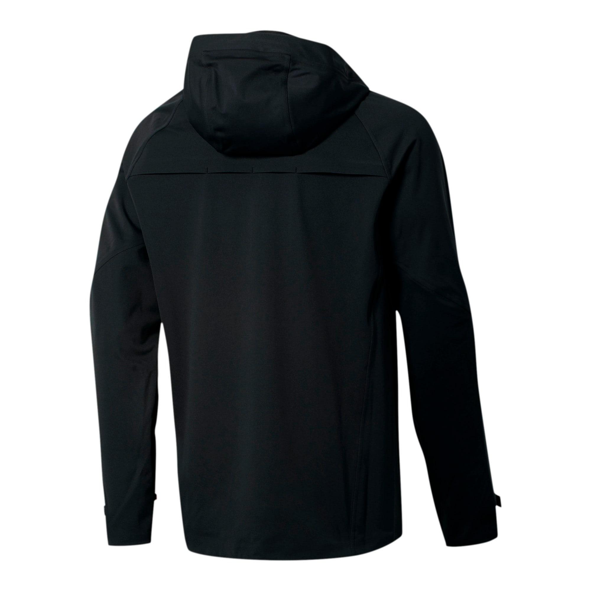Thumbnail 5 of Porsche Design Active All Day Men's Jacket, Jet Black, medium