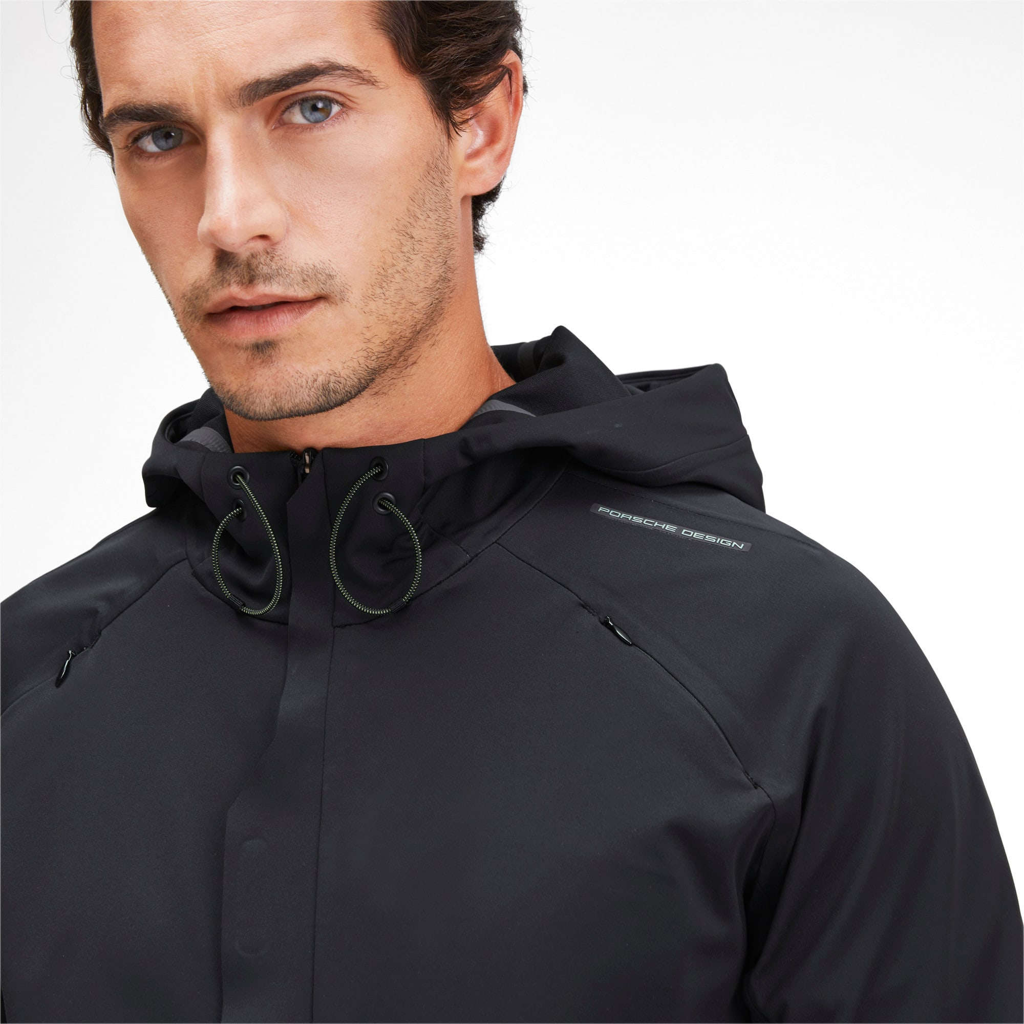 Thumbnail 6 of Porsche Design Active All Day Men's Jacket, Jet Black, medium