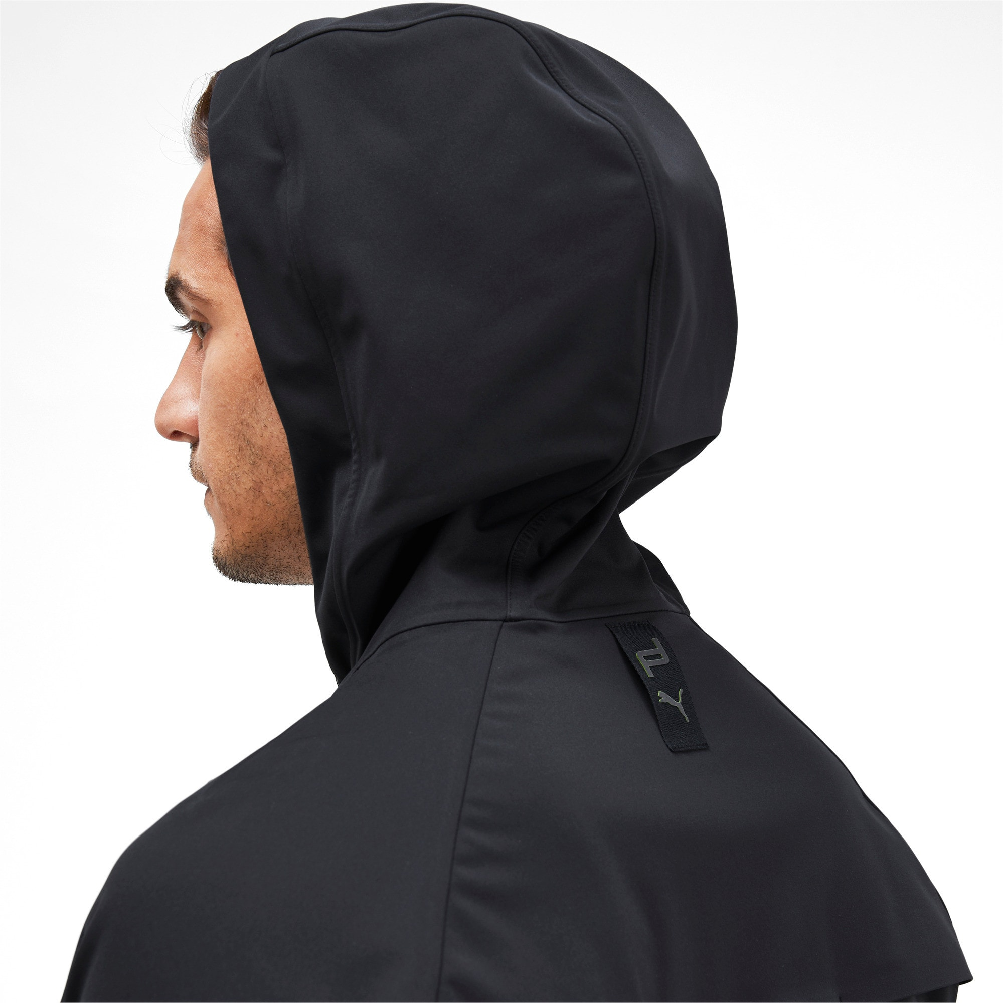 Thumbnail 7 of Porsche Design Active All Day Men's Jacket, Jet Black, medium