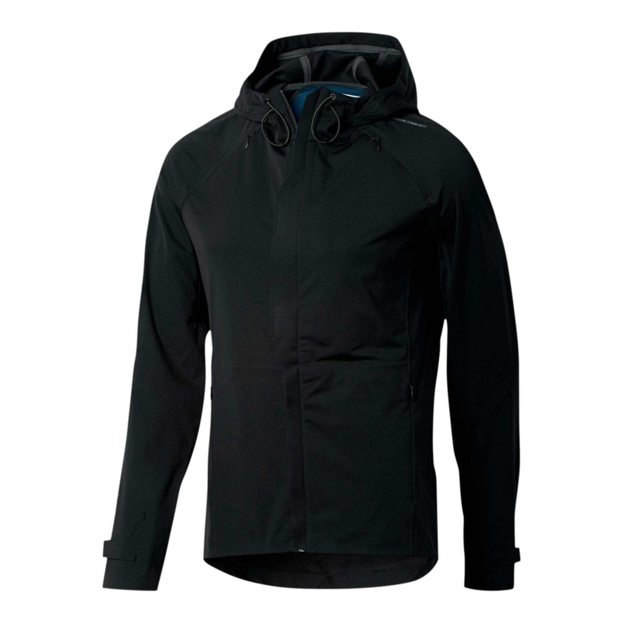 Thumbnail 4 of Porsche Design Active All Day Men's Jacket, Jet Black, medium