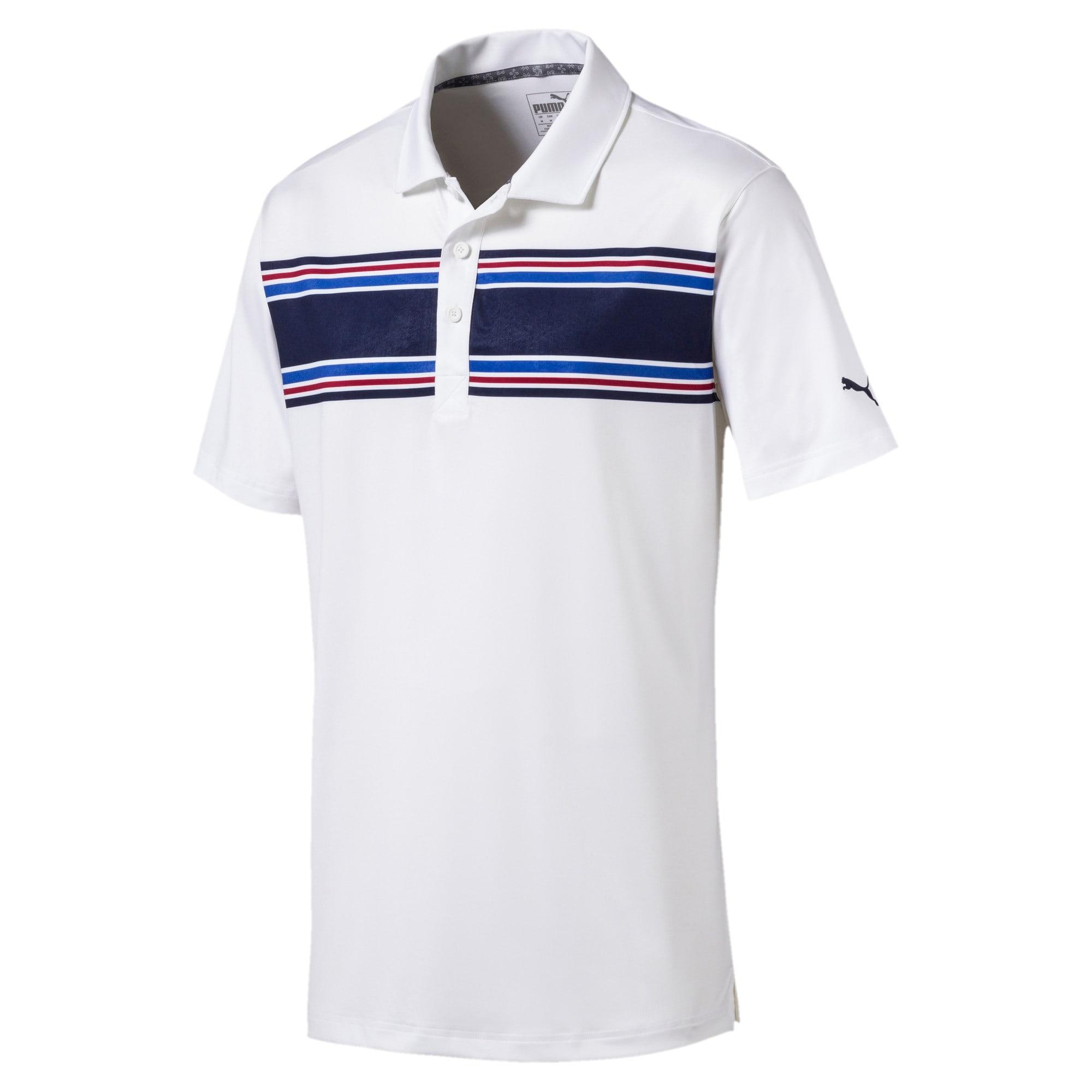 Miniatura 1 de Camiseta tipo polo Montauk para hombre, Peacoat, mediano