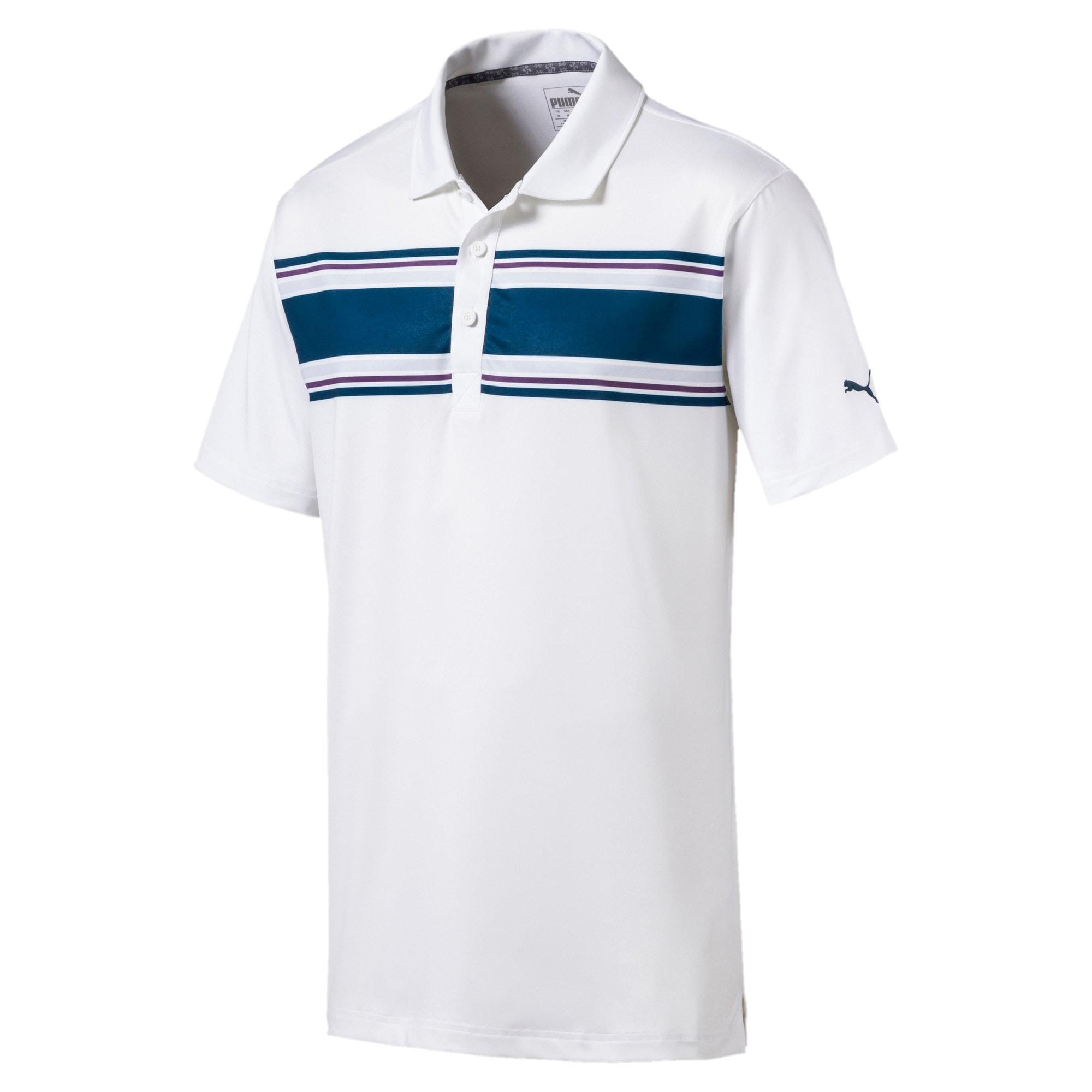 Miniatura 1 de Camiseta tipo polo Montauk para hombre, Gibraltar Sea, mediano