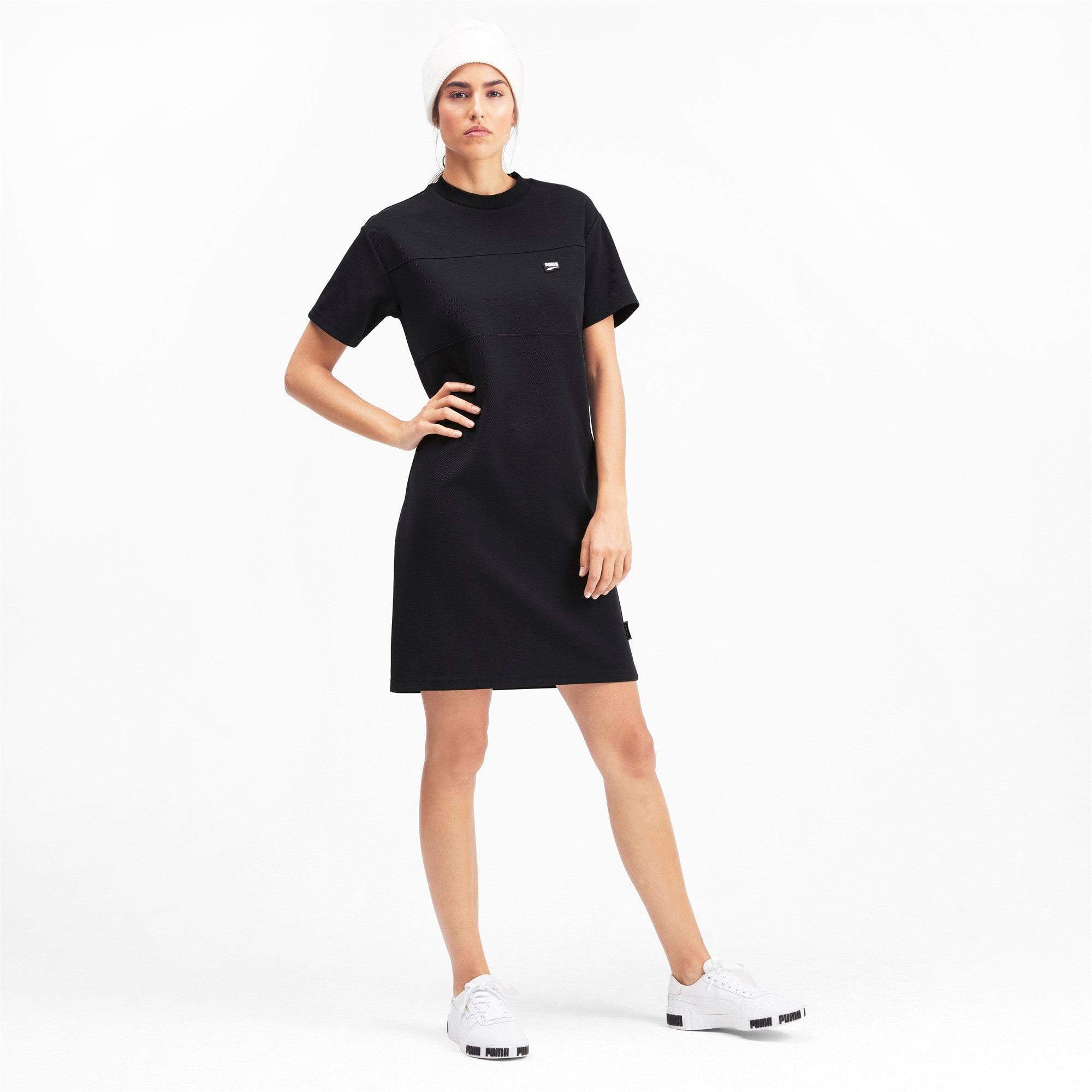 Anteprima 3 di Downtown Women's Dress, Puma Black, medio