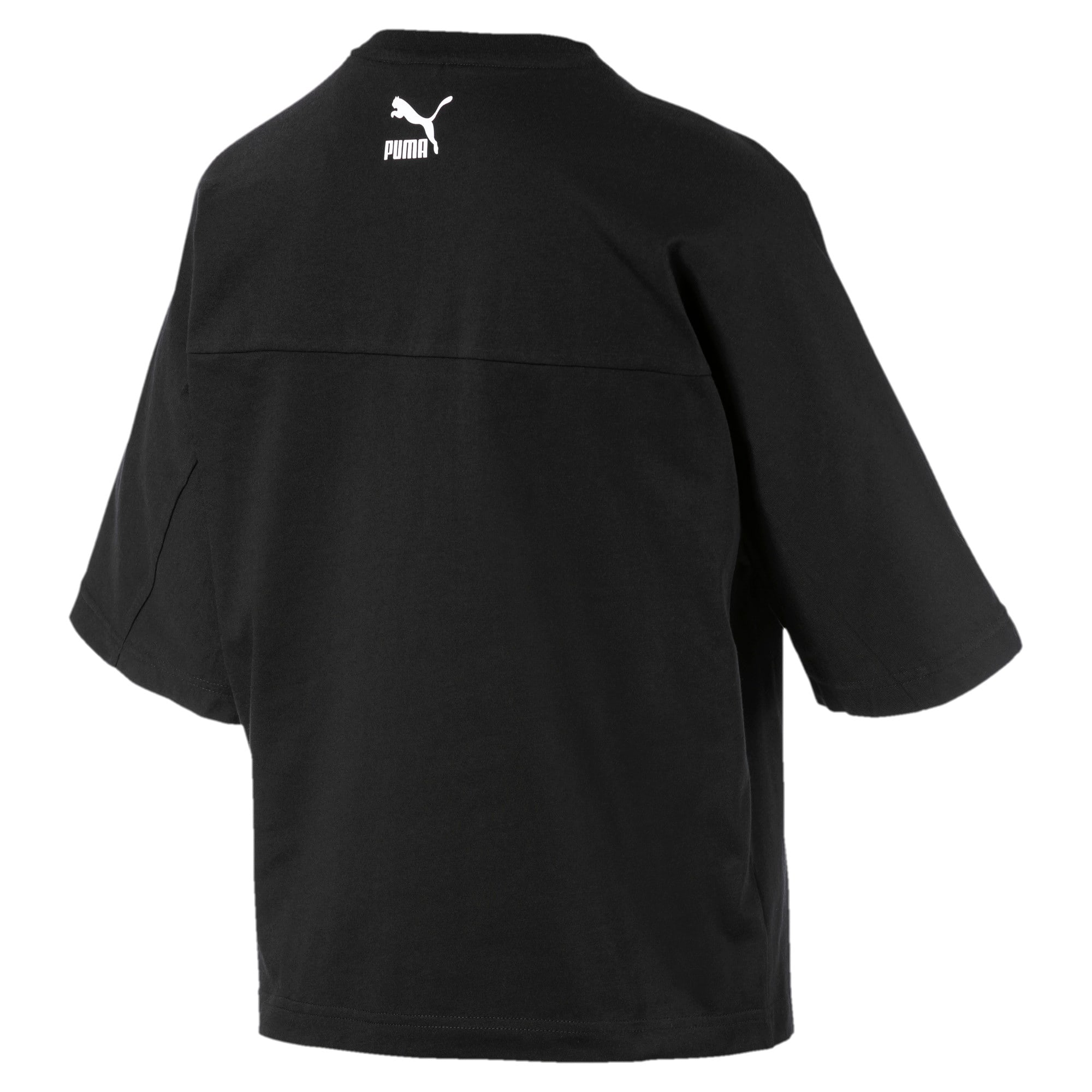 Thumbnail 5 of luXTG Women's Tee, Puma Black, medium