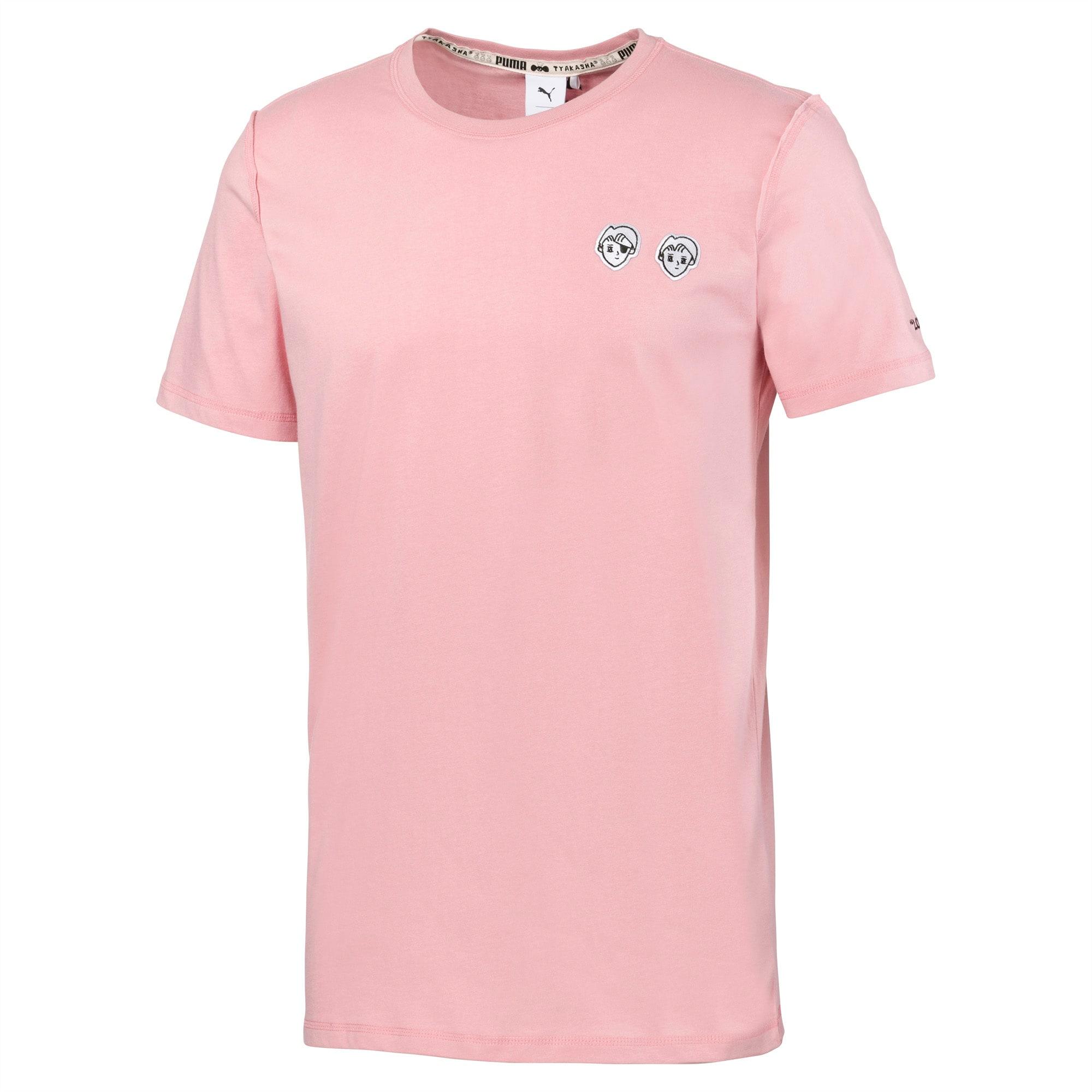 PUMA x TYAKASHA T Shirt Daffodil | Puma T Shirts & Tops