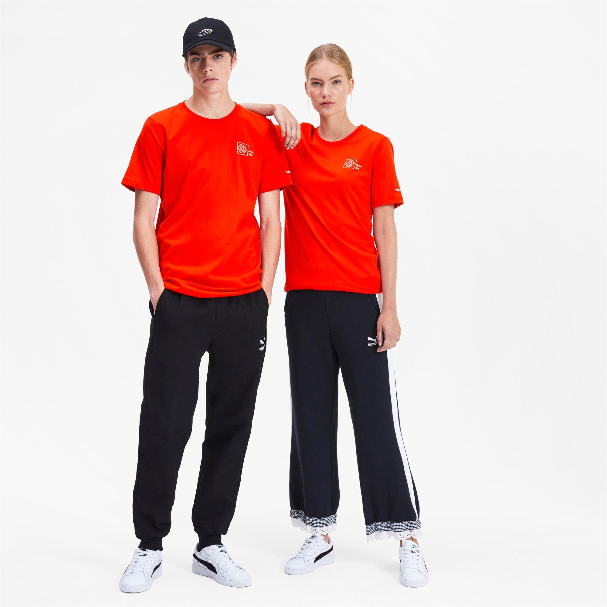 Miniatura 4 de Camiseta PUMA x TYAKASHA , High Risk Red, mediano