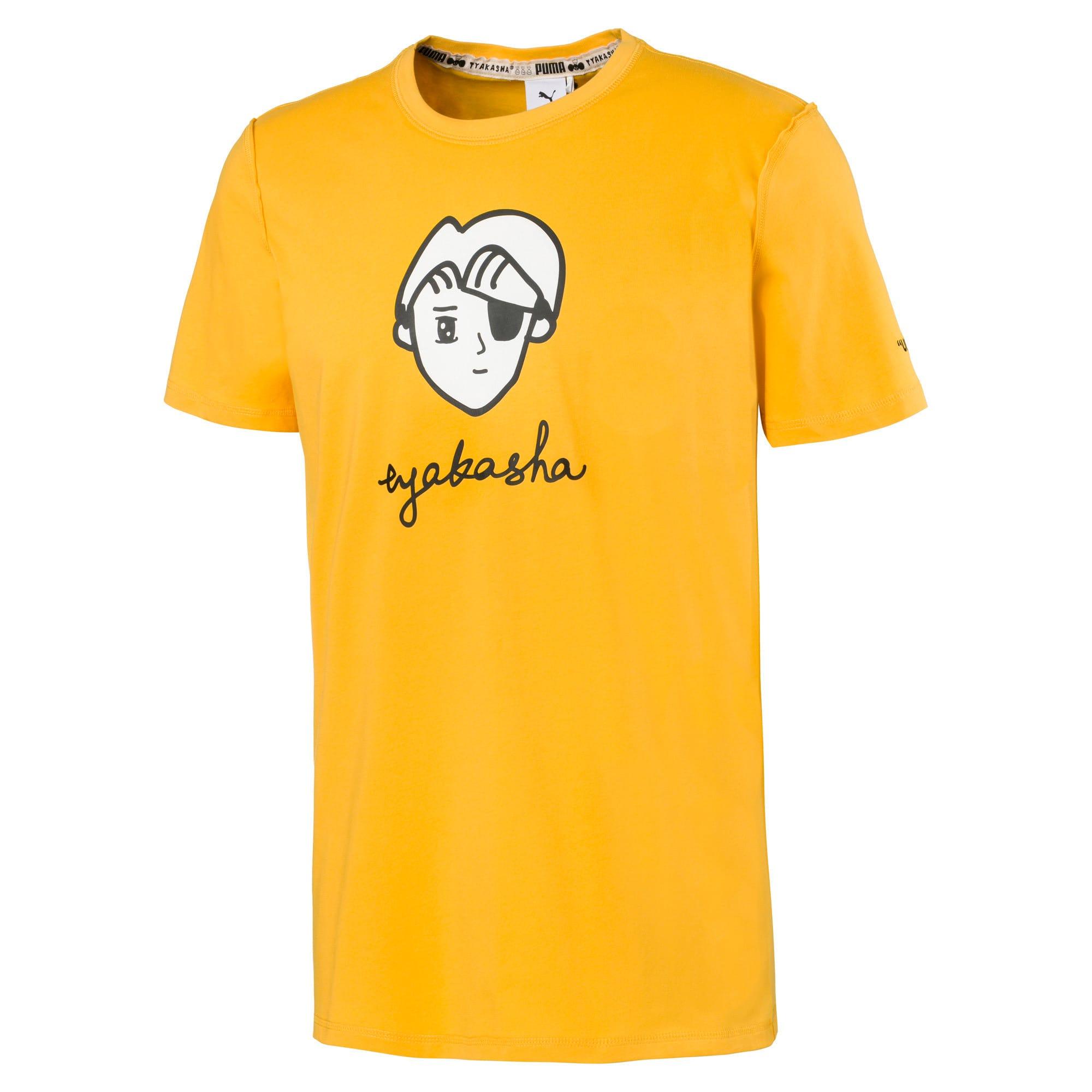 Thumbnail 1 of PUMA x TYAKASHA T-Shirt, Daffodil, medium
