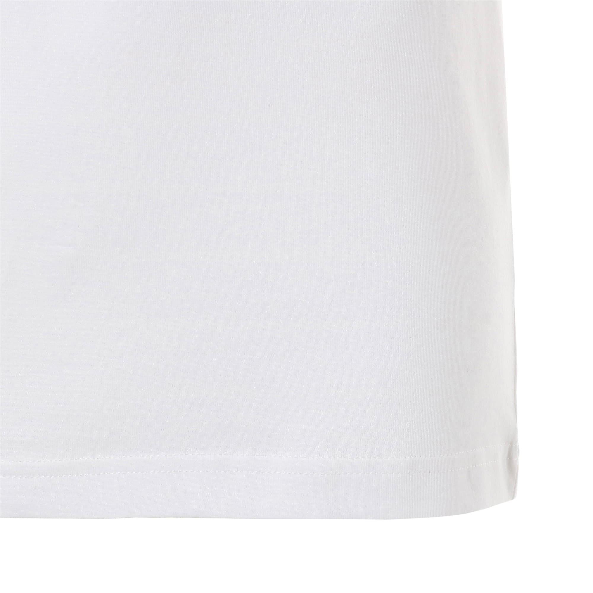 Thumbnail 9 of CLASSICS ロゴ SS Tシャツ 半袖, Puma White, medium-JPN