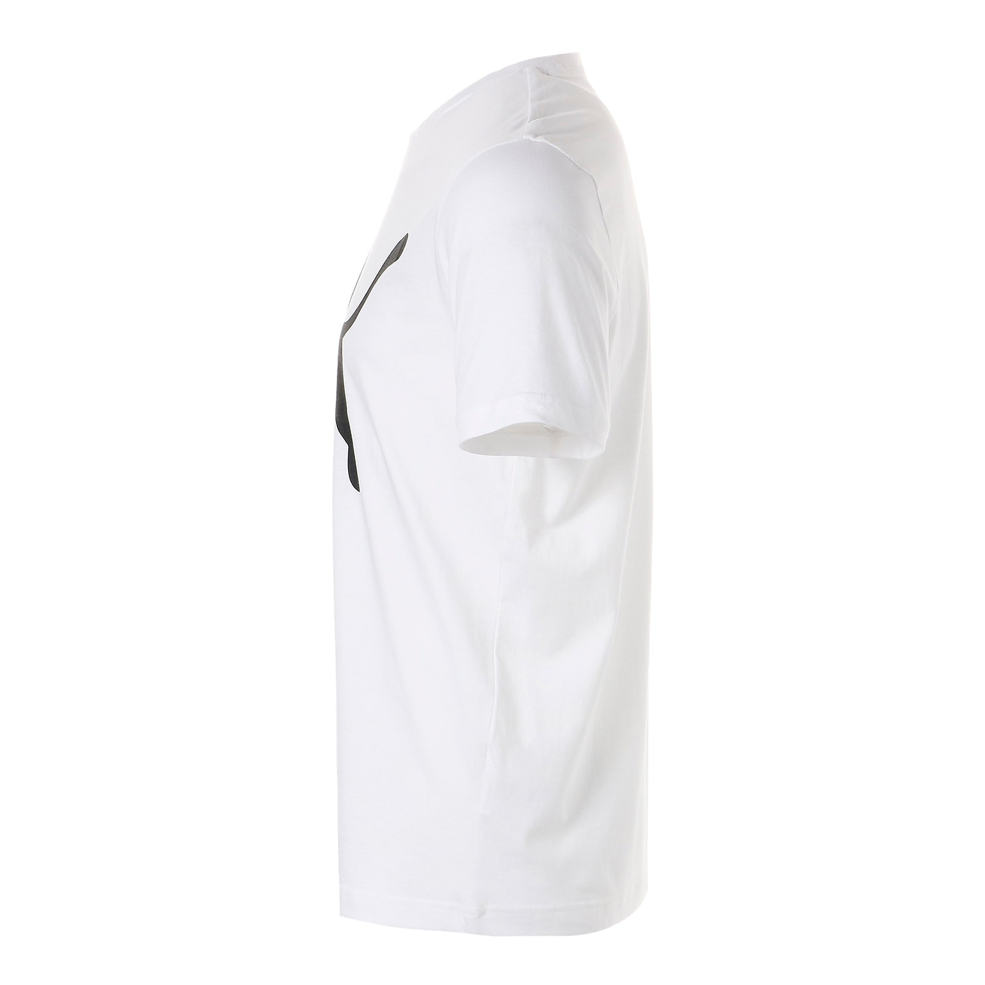 Thumbnail 5 of CLASSICS ロゴ SS Tシャツ 半袖, Puma White, medium-JPN