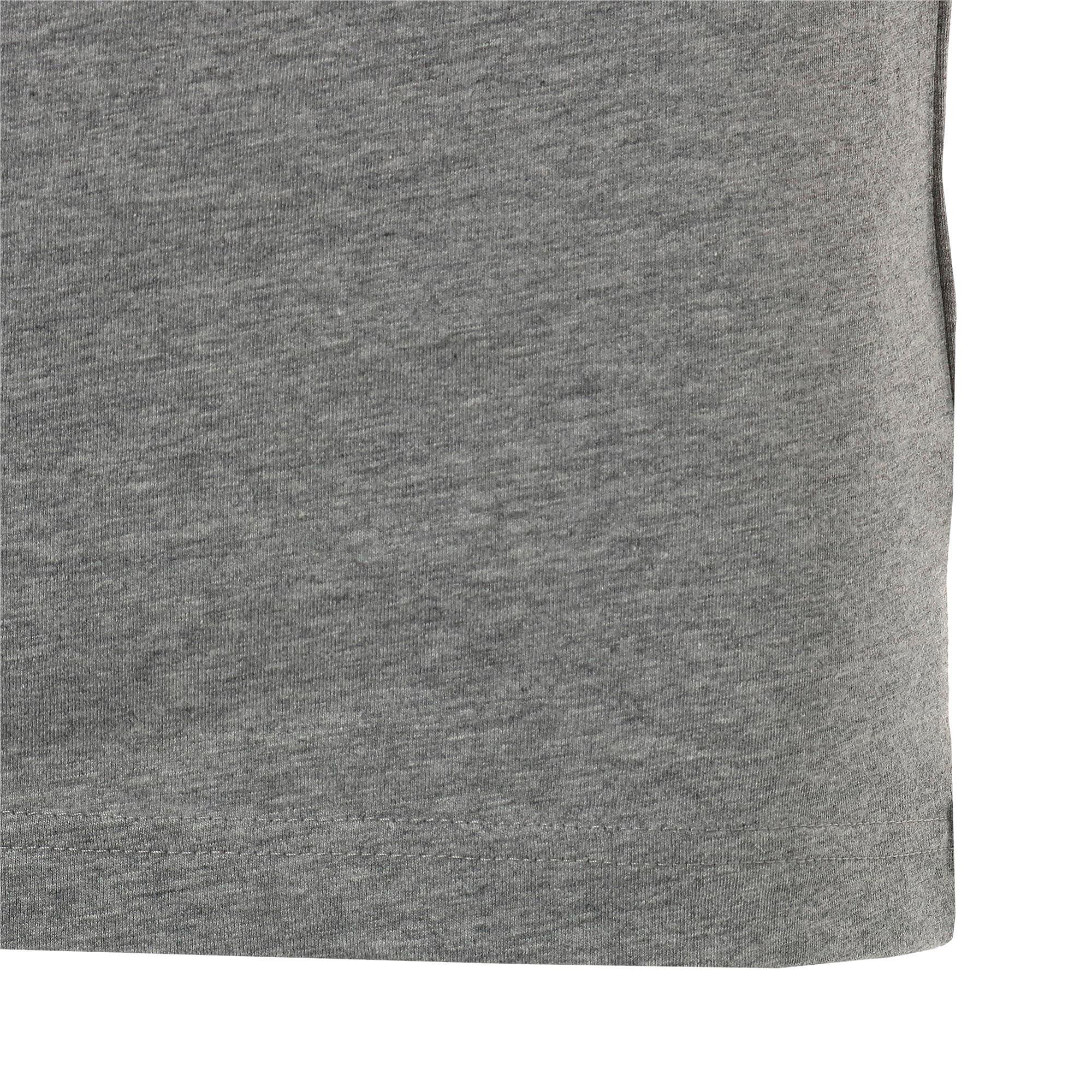 Thumbnail 8 of CLASSICS ロゴ SS Tシャツ 半袖, Medium Gray Heather, medium-JPN