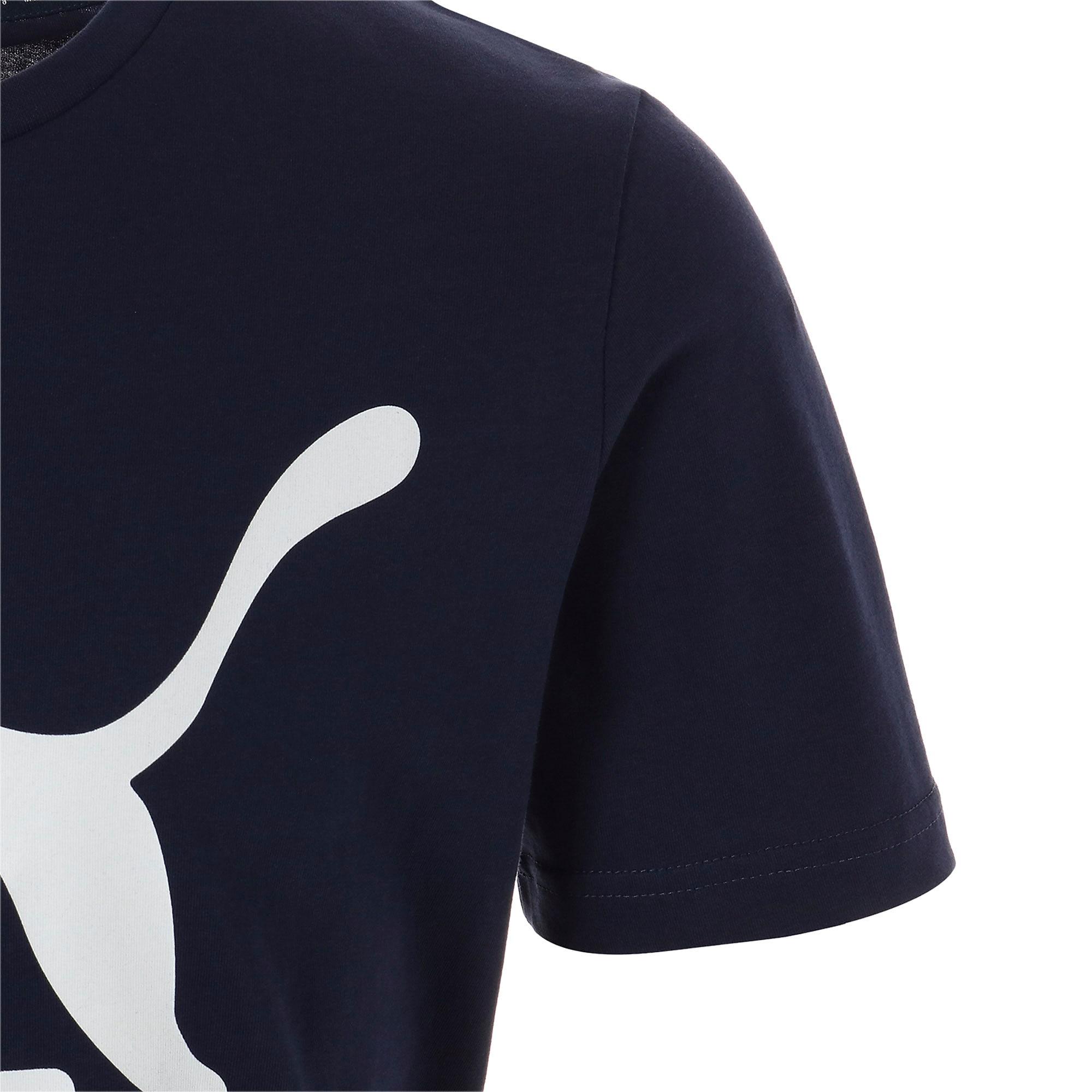 Thumbnail 8 of CLASSICS ロゴ SS Tシャツ (半袖), Peacoat, medium-JPN