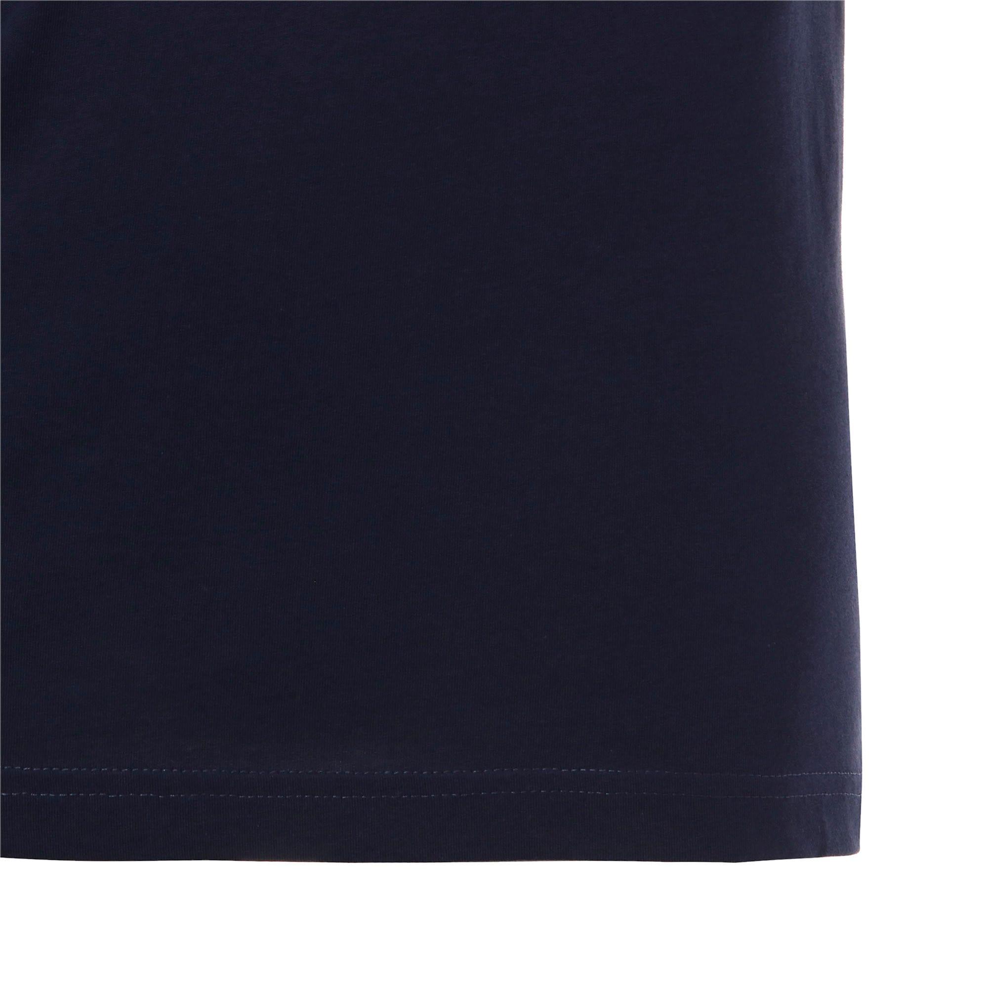 Thumbnail 9 of CLASSICS ロゴ SS Tシャツ (半袖), Peacoat, medium-JPN